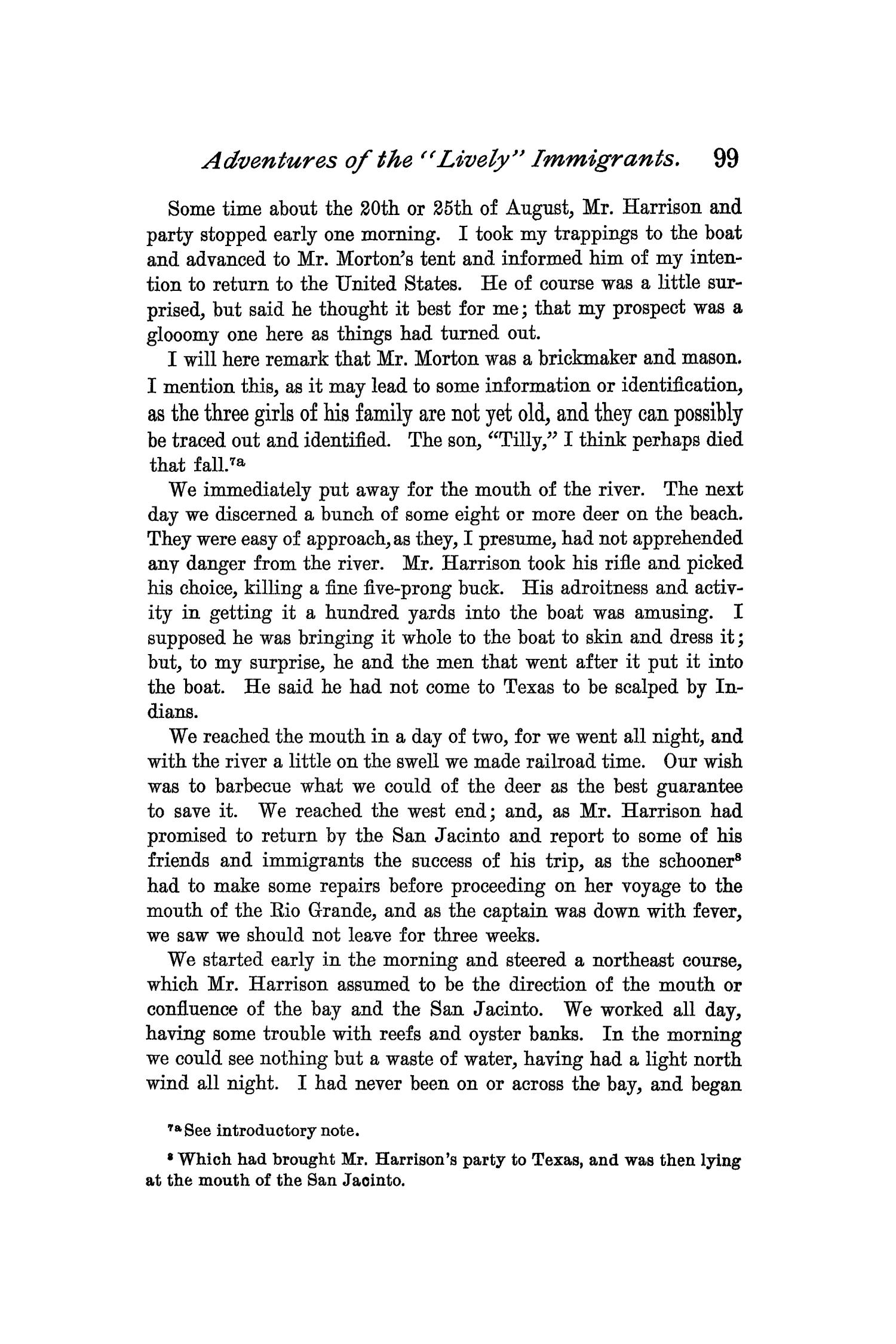 The Quarterly of the Texas State Historical Association, Volume 3, July 1899 - April, 1900                                                                                                      99