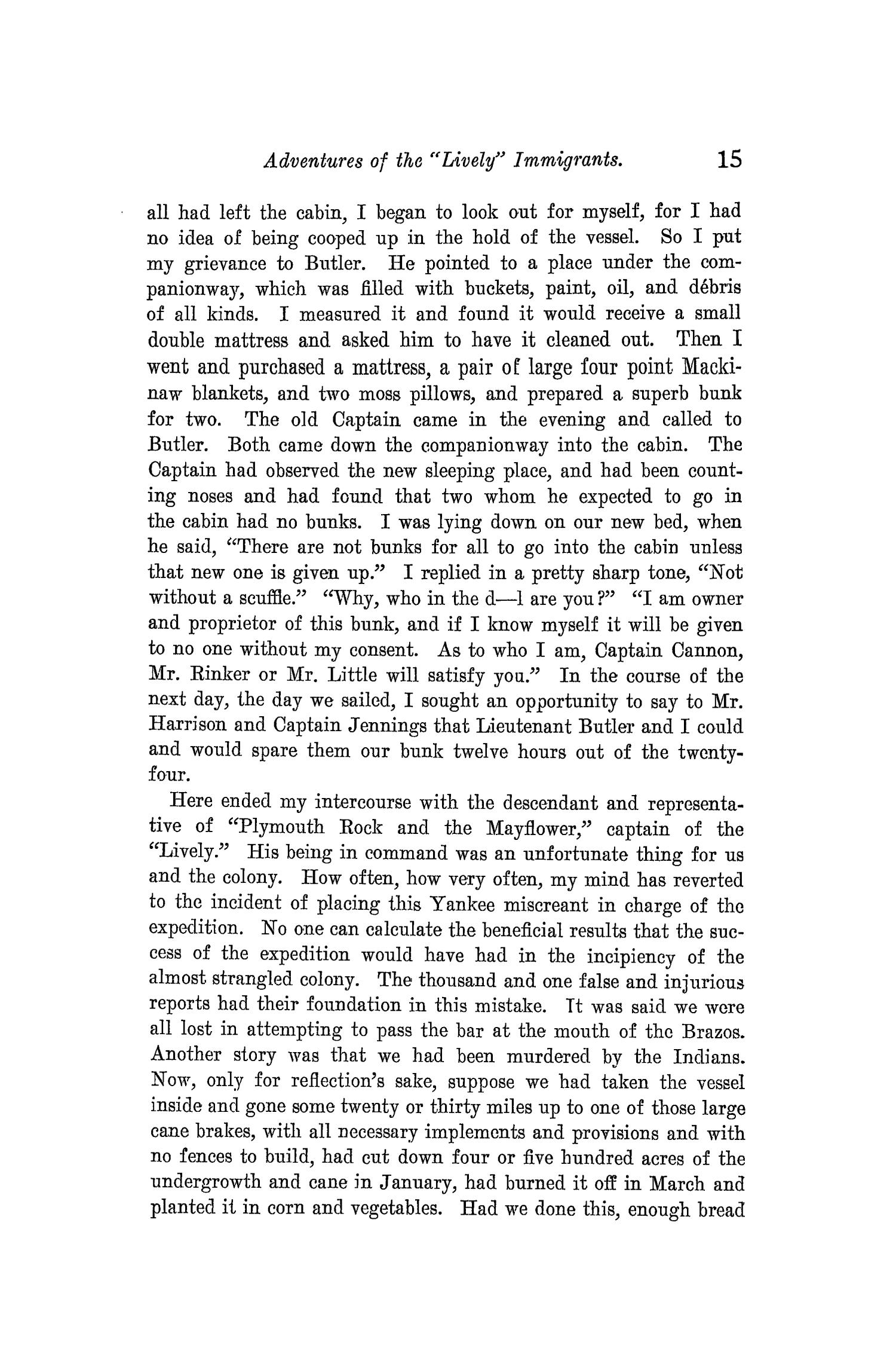 The Quarterly of the Texas State Historical Association, Volume 3, July 1899 - April, 1900                                                                                                      15