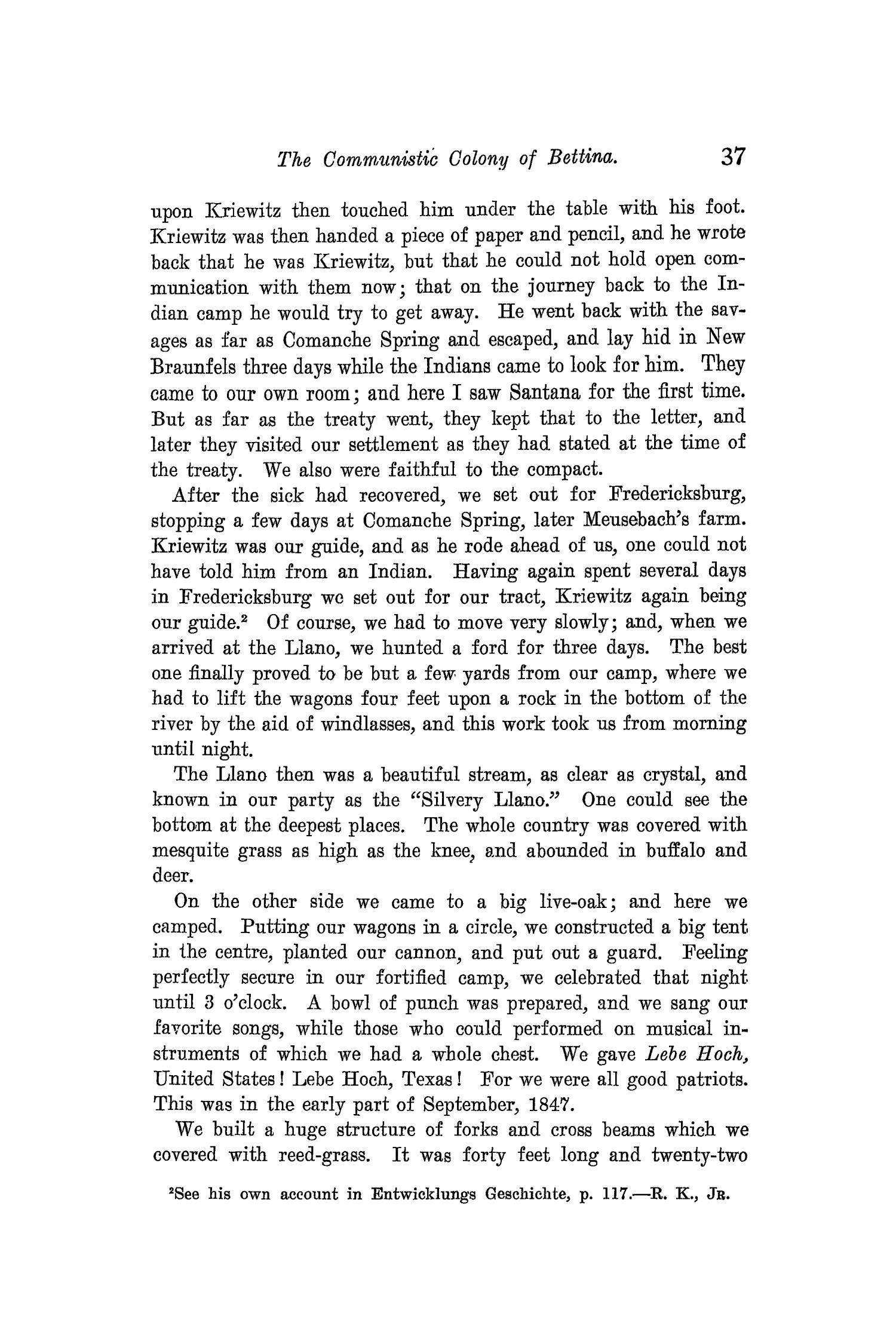 The Quarterly of the Texas State Historical Association, Volume 3, July 1899 - April, 1900                                                                                                      37