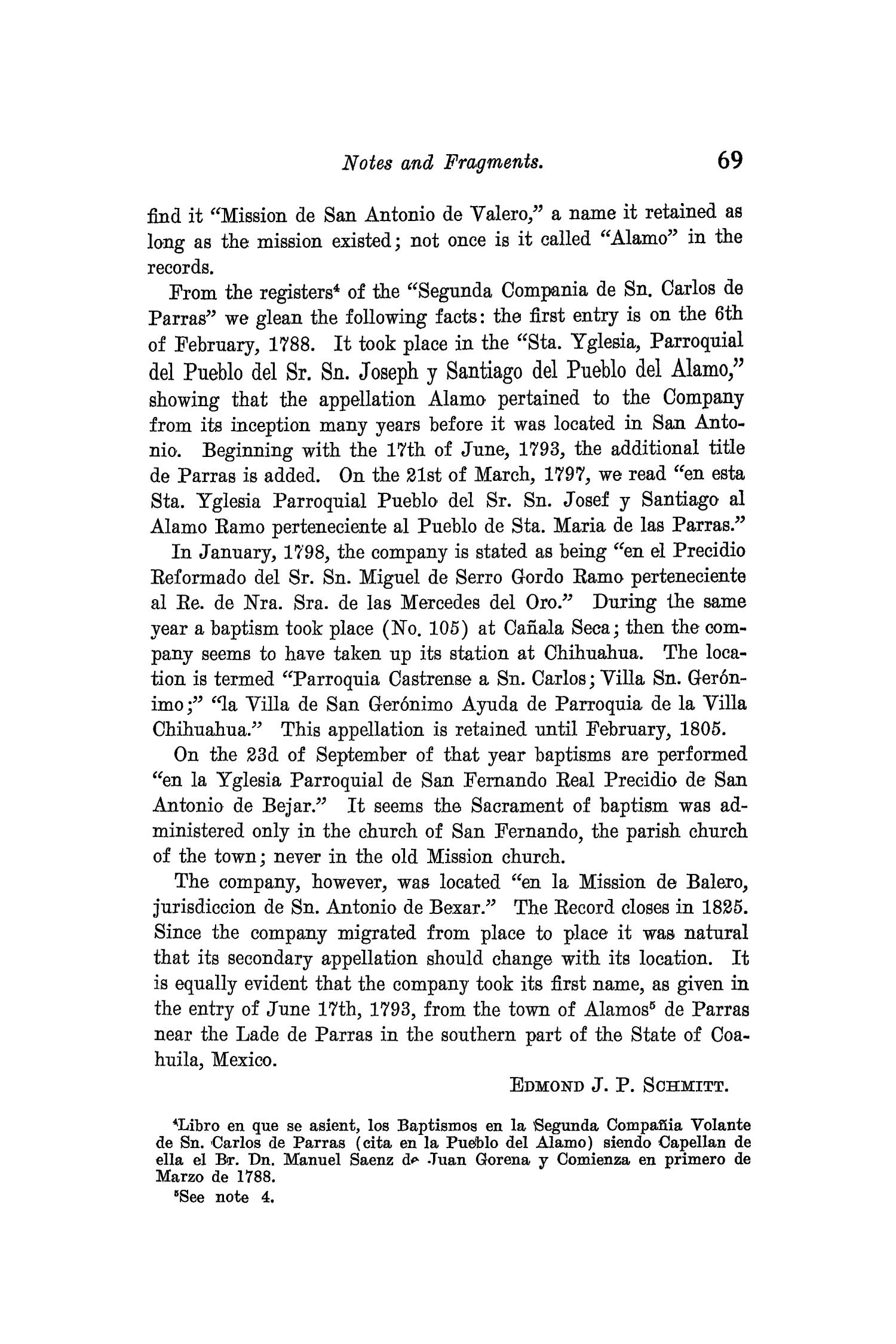 The Quarterly of the Texas State Historical Association, Volume 3, July 1899 - April, 1900                                                                                                      69