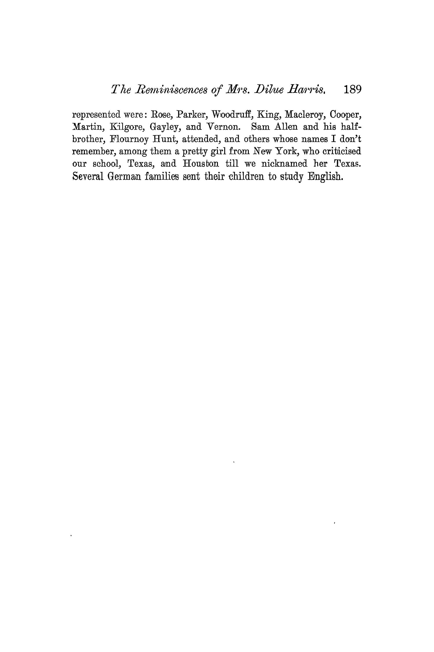 The Quarterly of the Texas State Historical Association, Volume 4, July 1900 - April, 1901                                                                                                      189