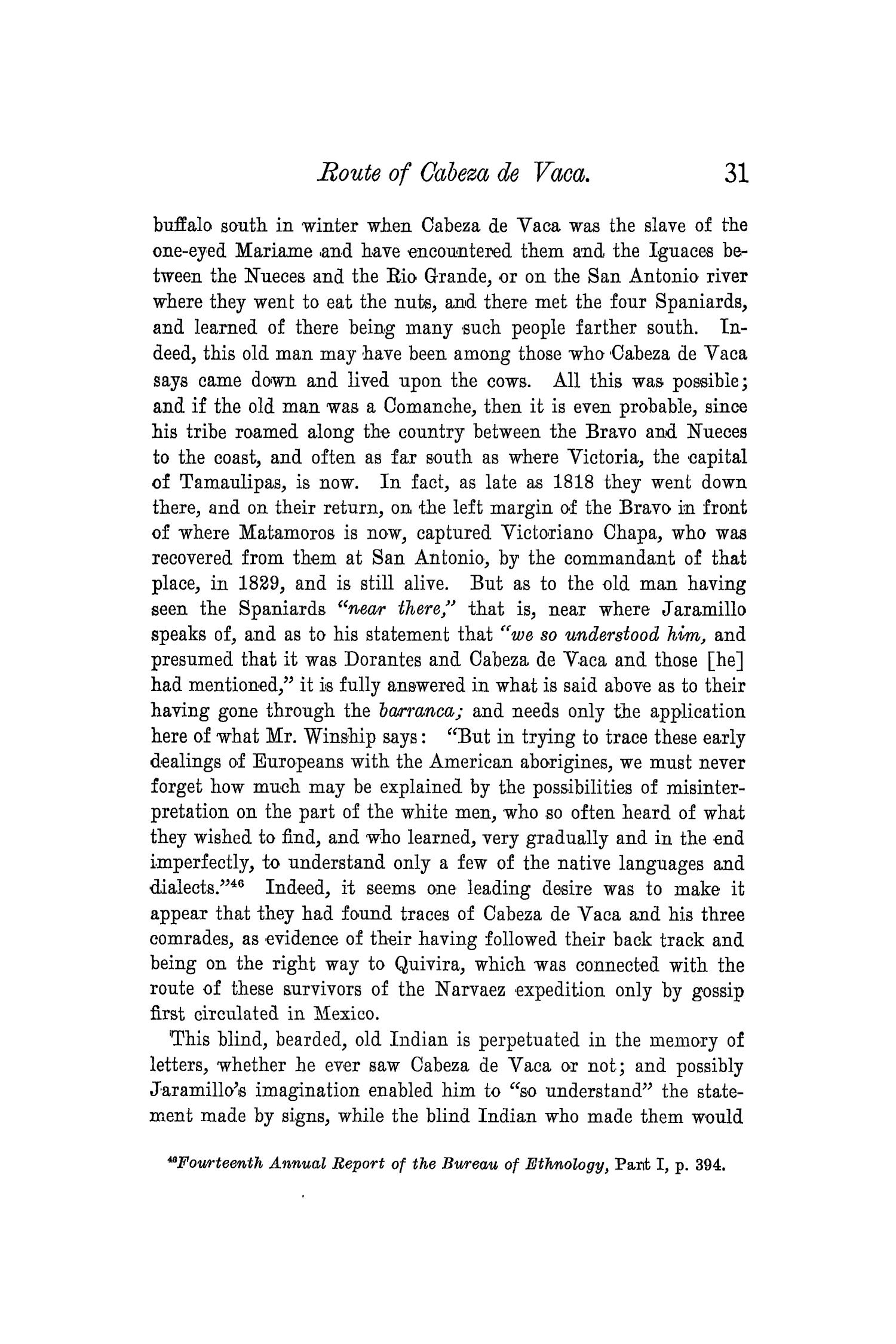 The Quarterly of the Texas State Historical Association, Volume 4, July 1900 - April, 1901                                                                                                      31