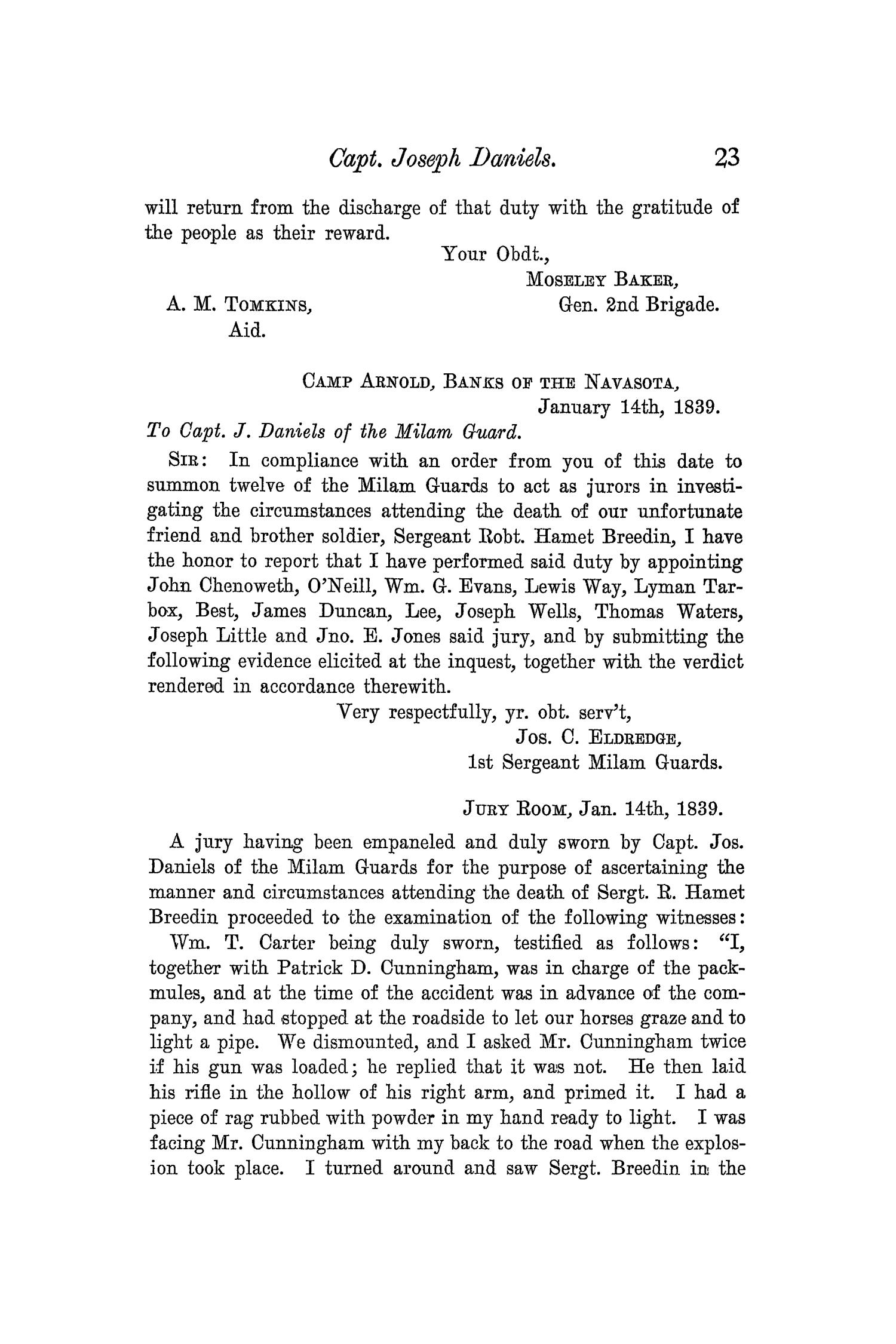 The Quarterly of the Texas State Historical Association, Volume 5, July 1901 - April, 1902                                                                                                      23