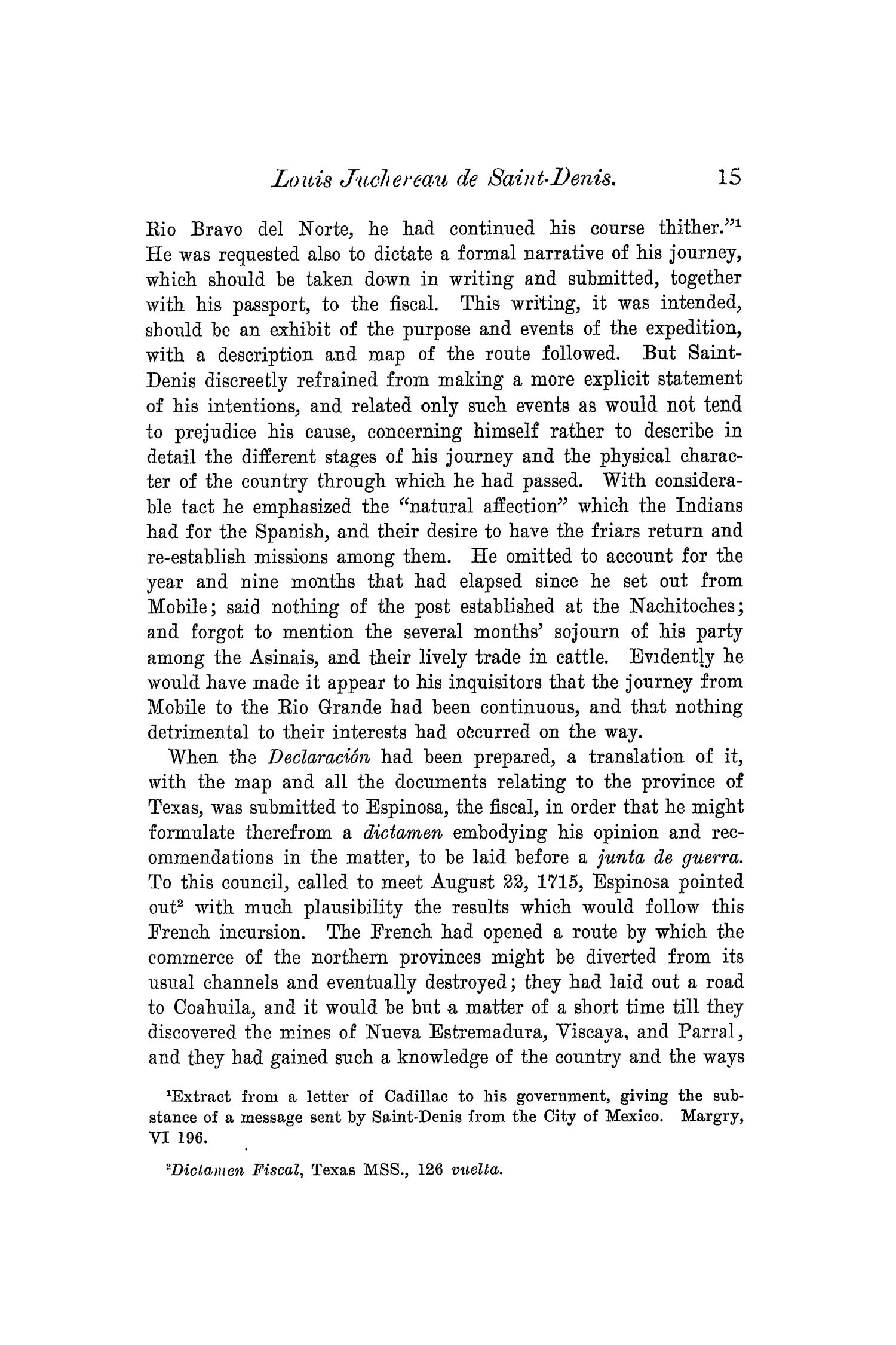 The Quarterly of the Texas State Historical Association, Volume 6, July 1902 - April, 1903                                                                                                      15