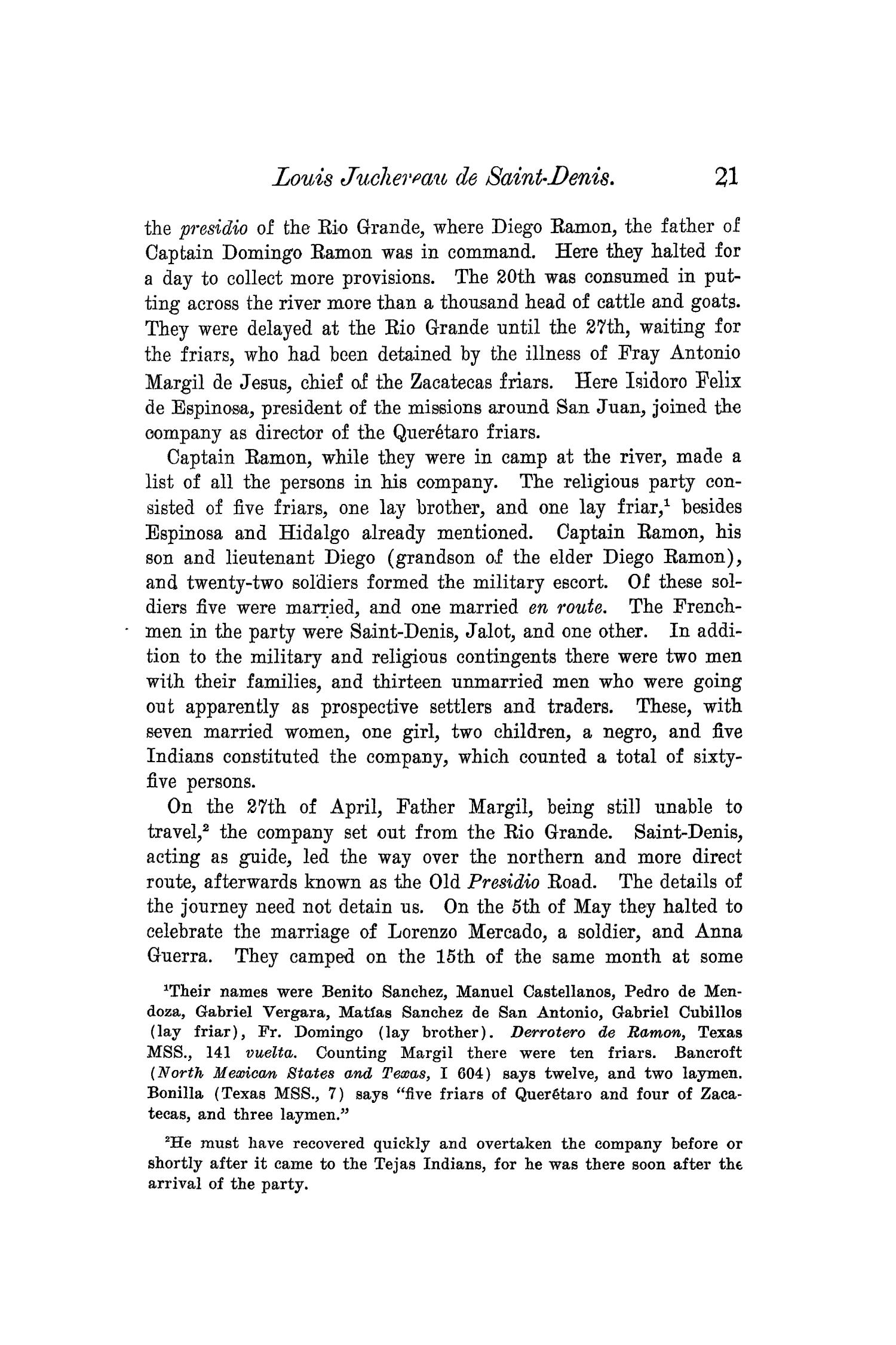 The Quarterly of the Texas State Historical Association, Volume 6, July 1902 - April, 1903                                                                                                      21