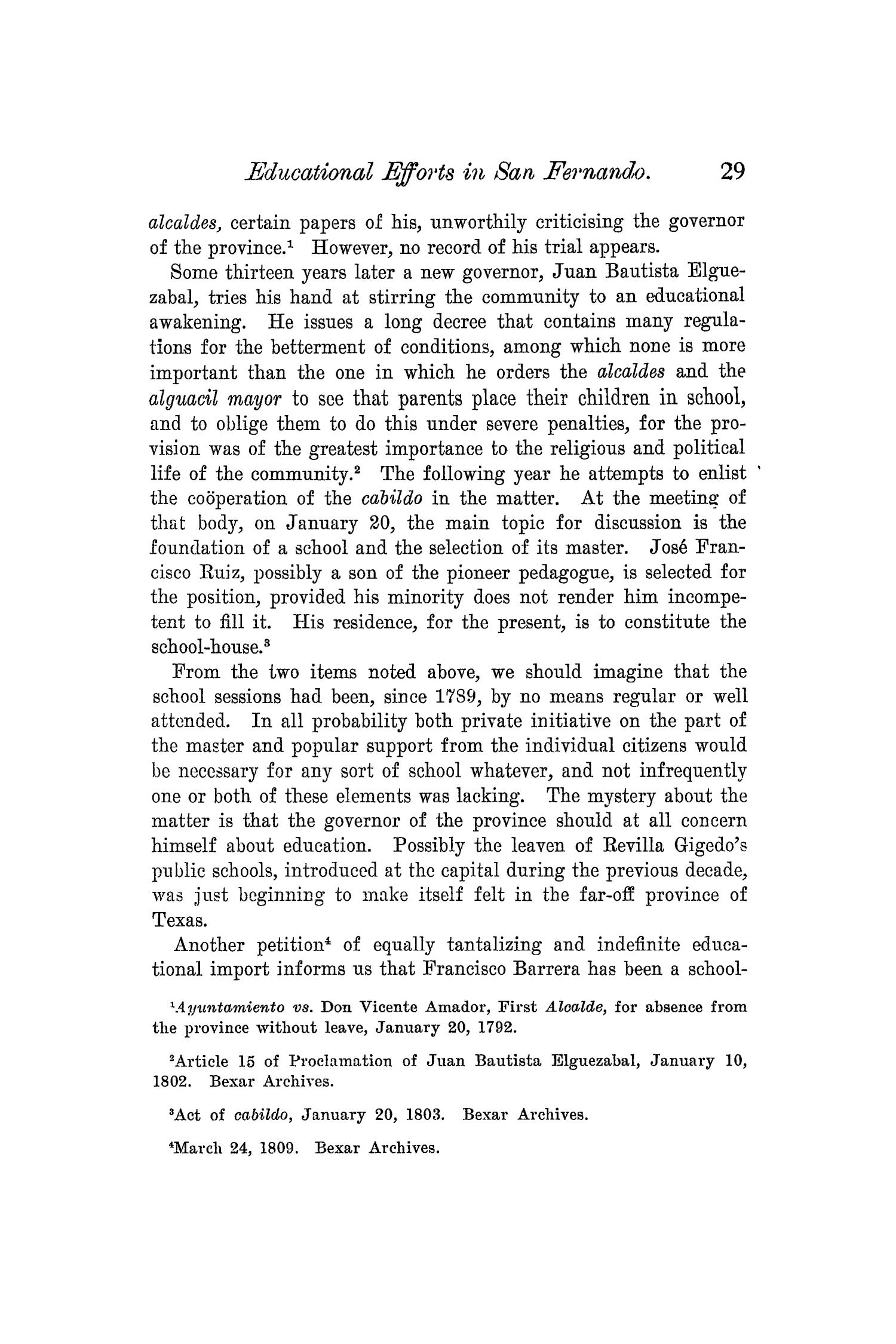The Quarterly of the Texas State Historical Association, Volume 6, July 1902 - April, 1903                                                                                                      29