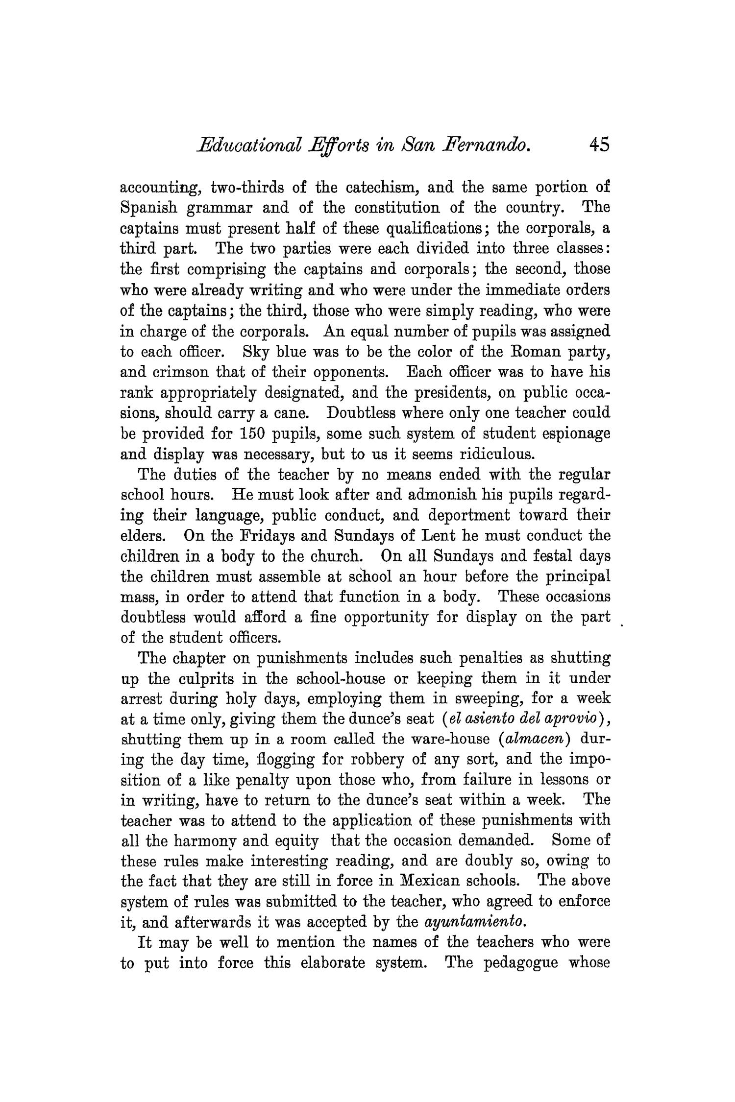 The Quarterly of the Texas State Historical Association, Volume 6, July 1902 - April, 1903                                                                                                      45