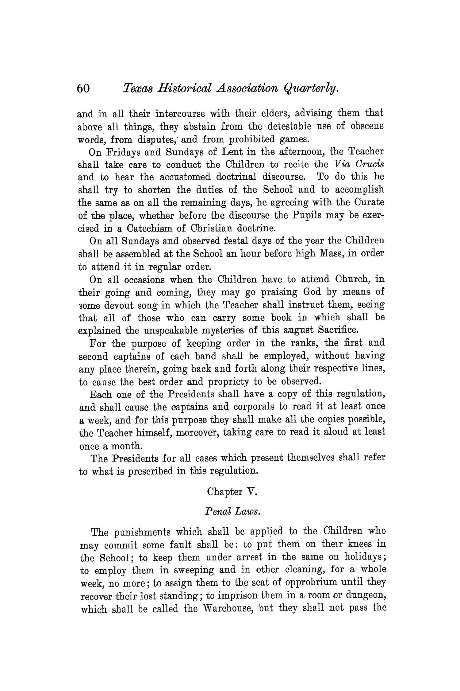 The Quarterly of the Texas State Historical Association, Volume 6, July 1902 - April, 1903                                                                                                      60