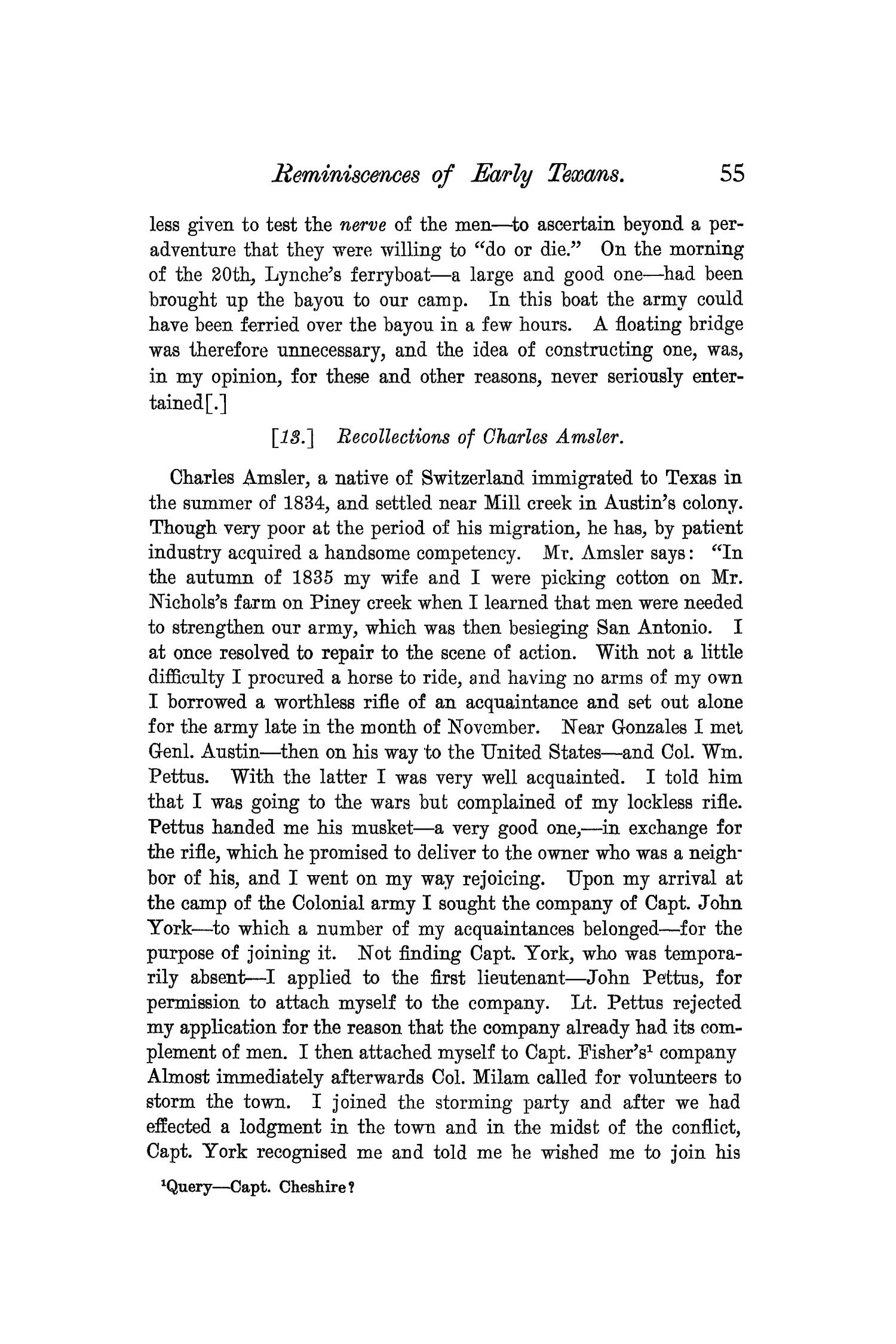 The Quarterly of the Texas State Historical Association, Volume 7, July 1903 - April, 1904                                                                                                      55