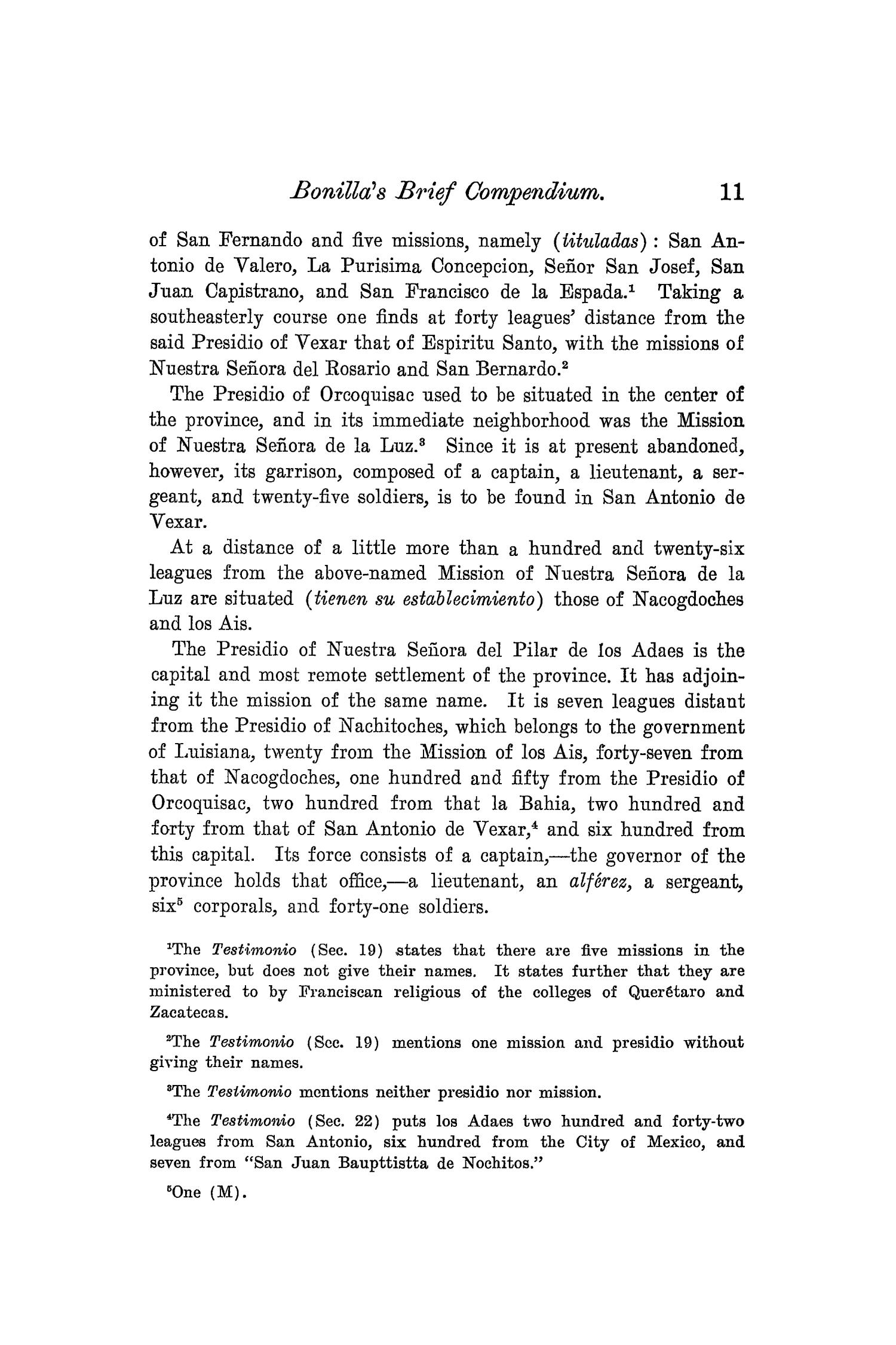 The Quarterly of the Texas State Historical Association, Volume 8, July 1904 - April, 1905                                                                                                      11