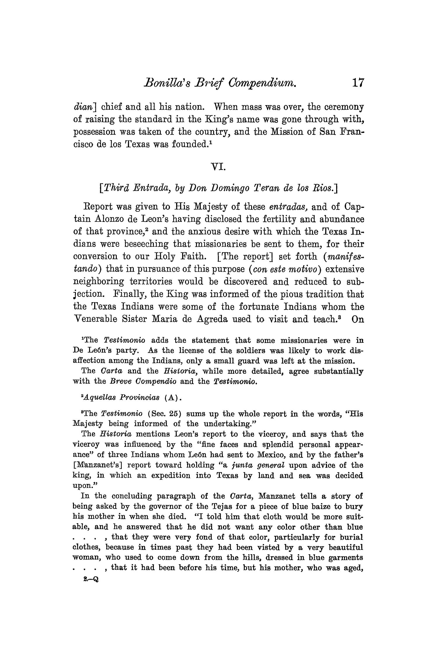 The Quarterly of the Texas State Historical Association, Volume 8, July 1904 - April, 1905                                                                                                      17