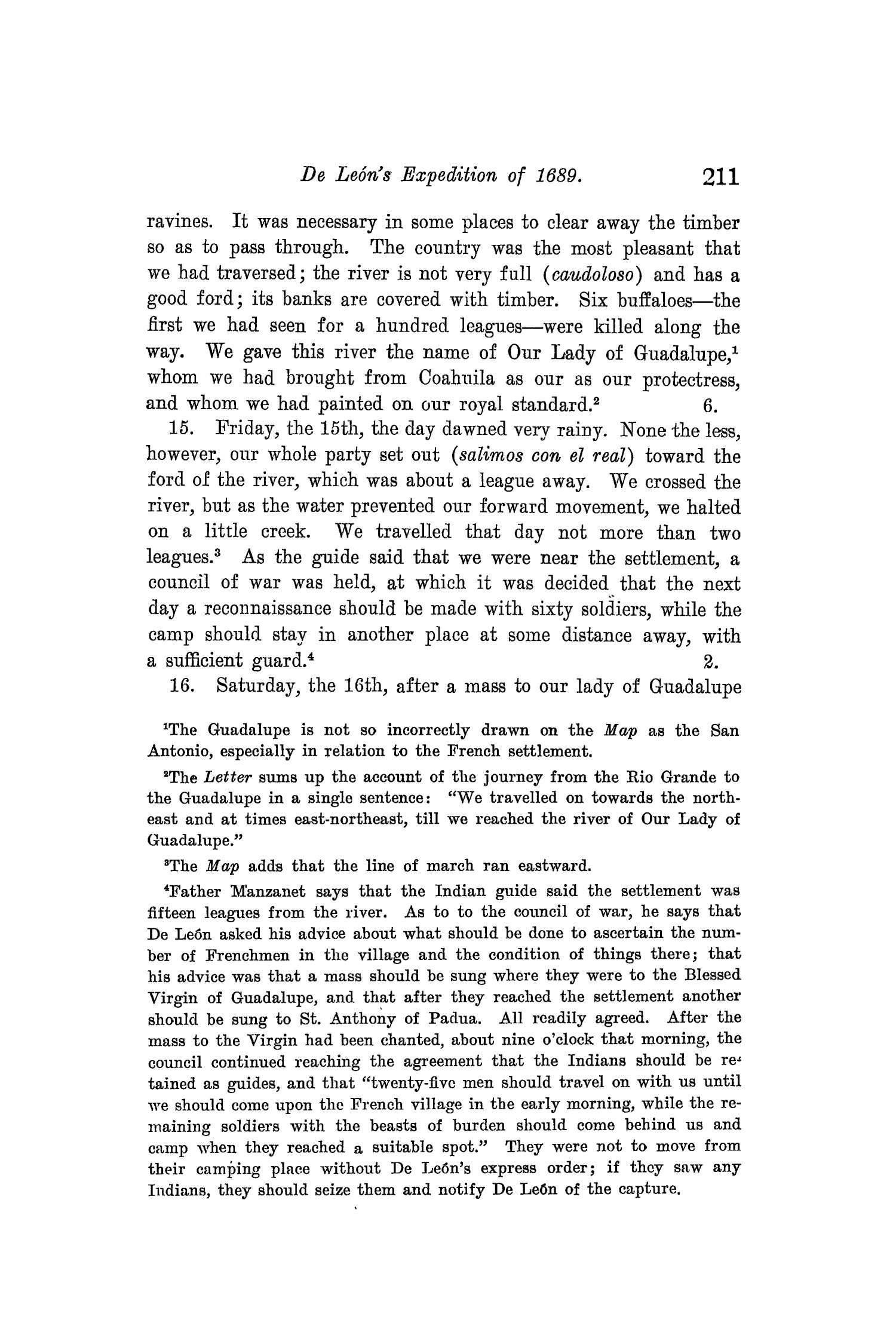 The Quarterly of the Texas State Historical Association, Volume 8, July 1904 - April, 1905                                                                                                      211