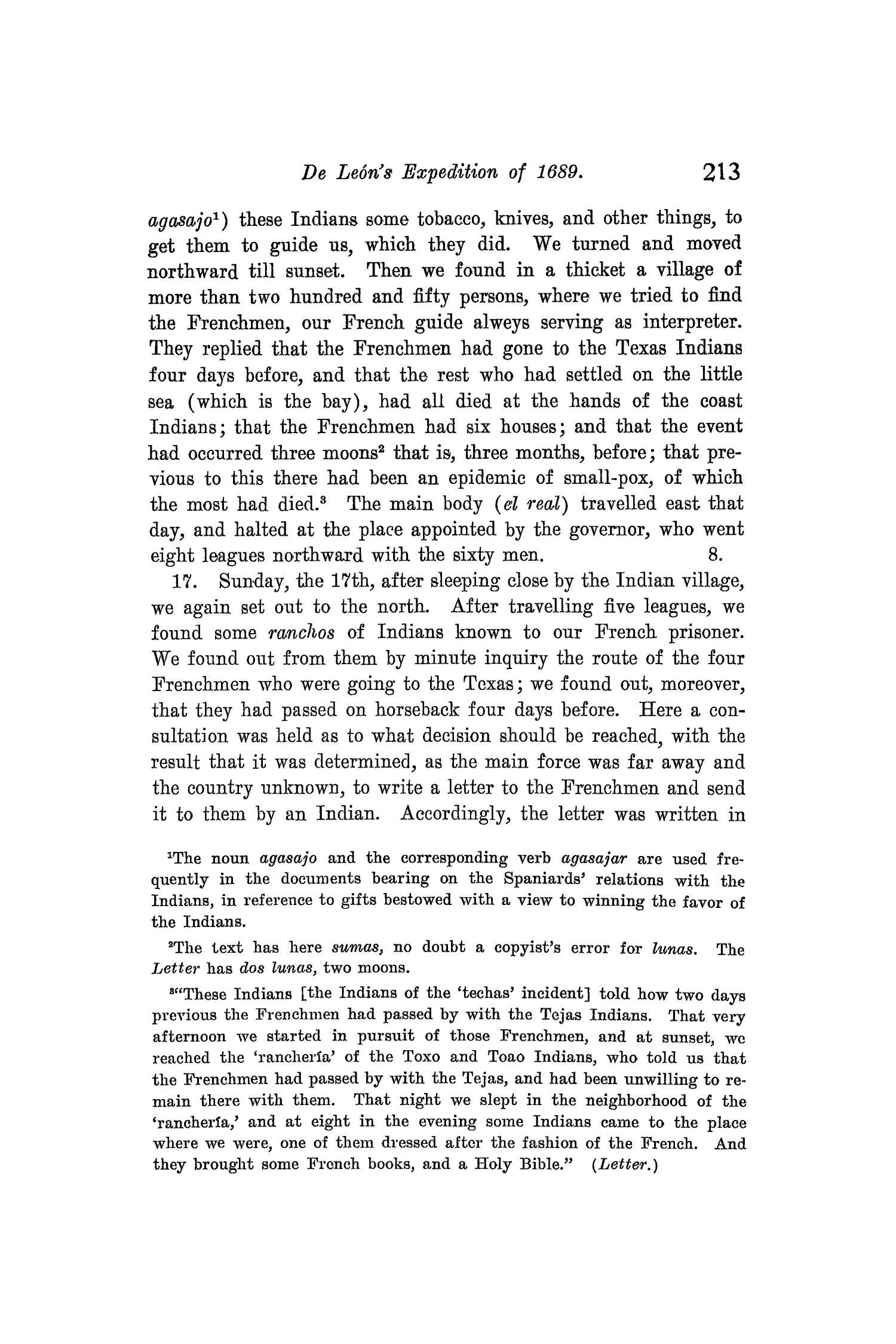 The Quarterly of the Texas State Historical Association, Volume 8, July 1904 - April, 1905                                                                                                      213