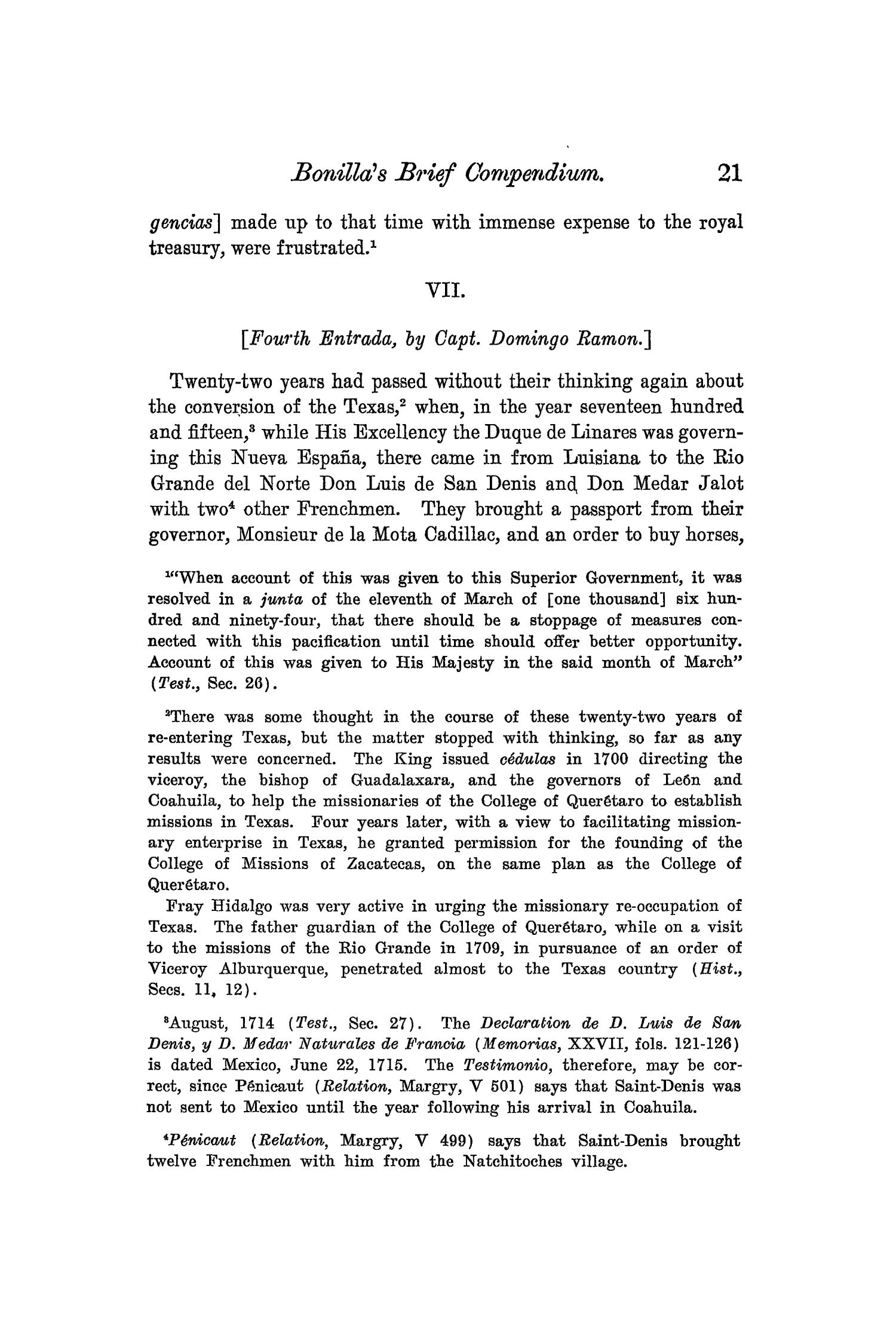 The Quarterly of the Texas State Historical Association, Volume 8, July 1904 - April, 1905                                                                                                      21
