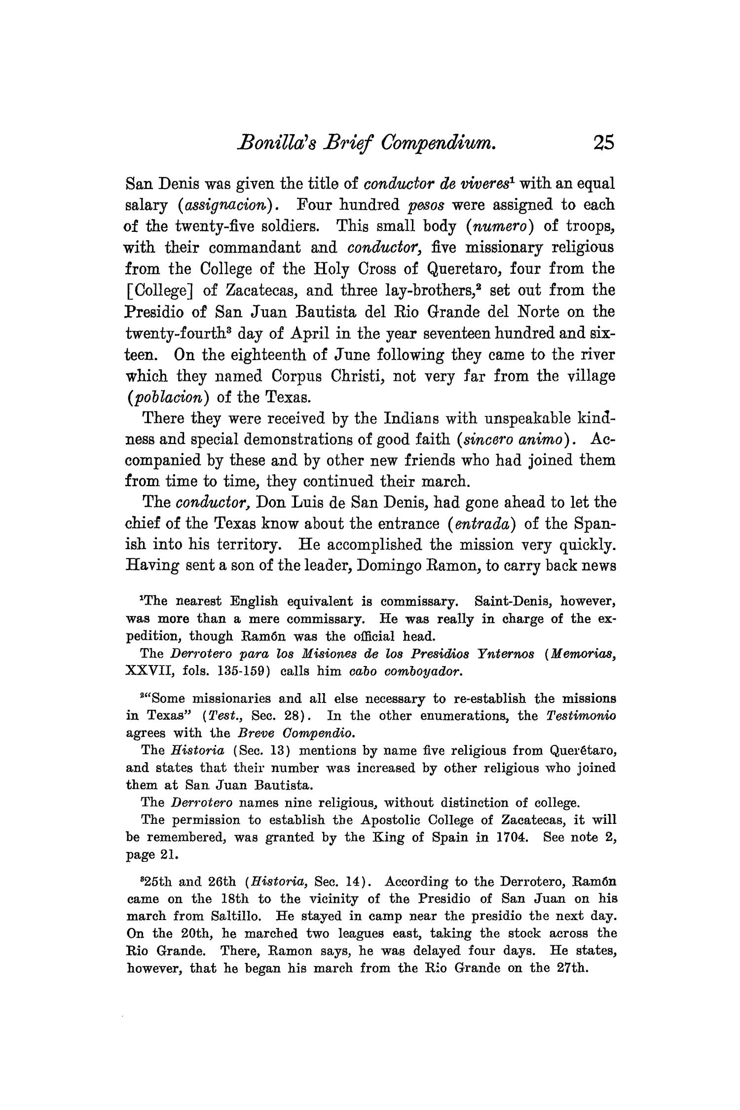 The Quarterly of the Texas State Historical Association, Volume 8, July 1904 - April, 1905                                                                                                      25