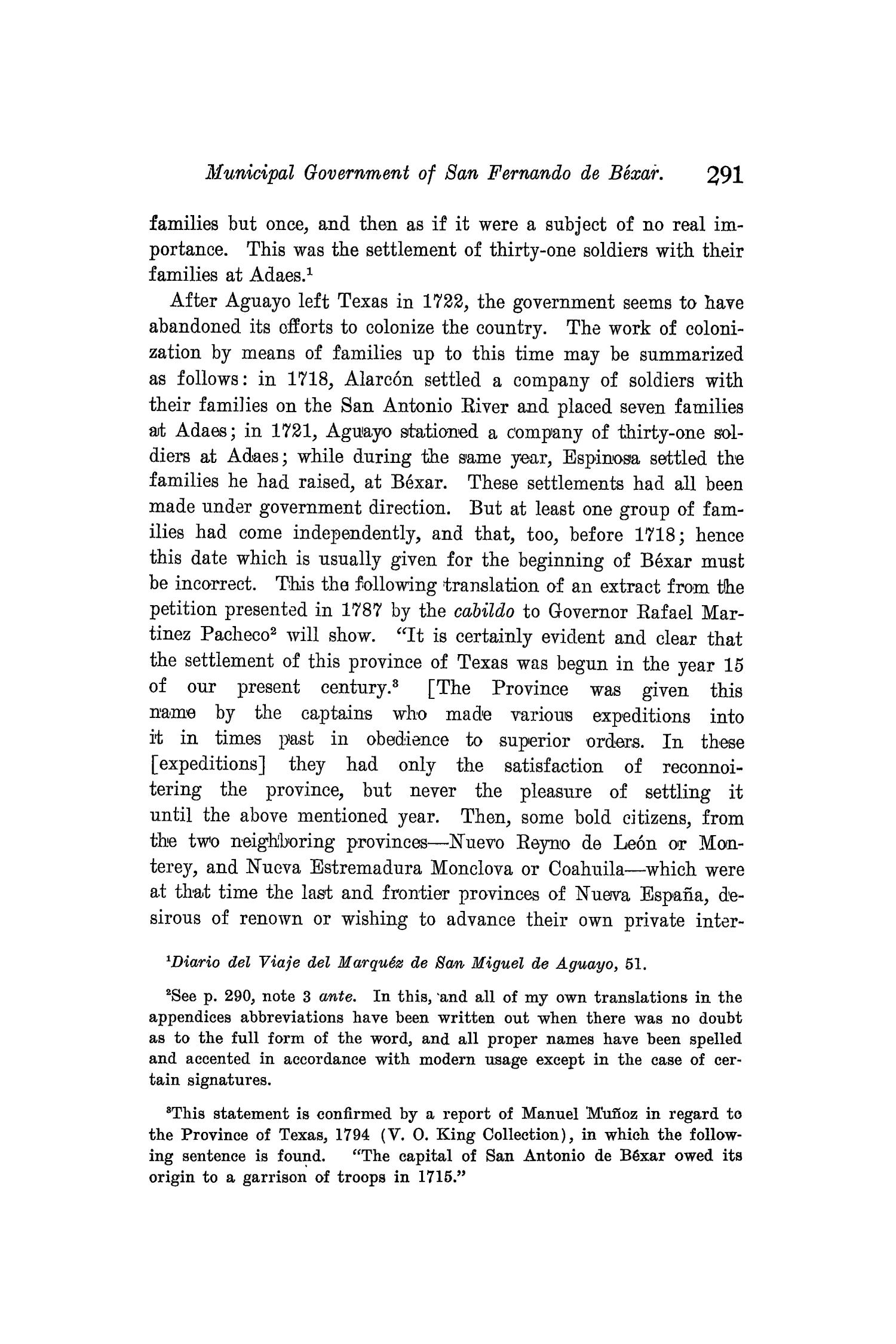 The Quarterly of the Texas State Historical Association, Volume 8, July 1904 - April, 1905                                                                                                      291