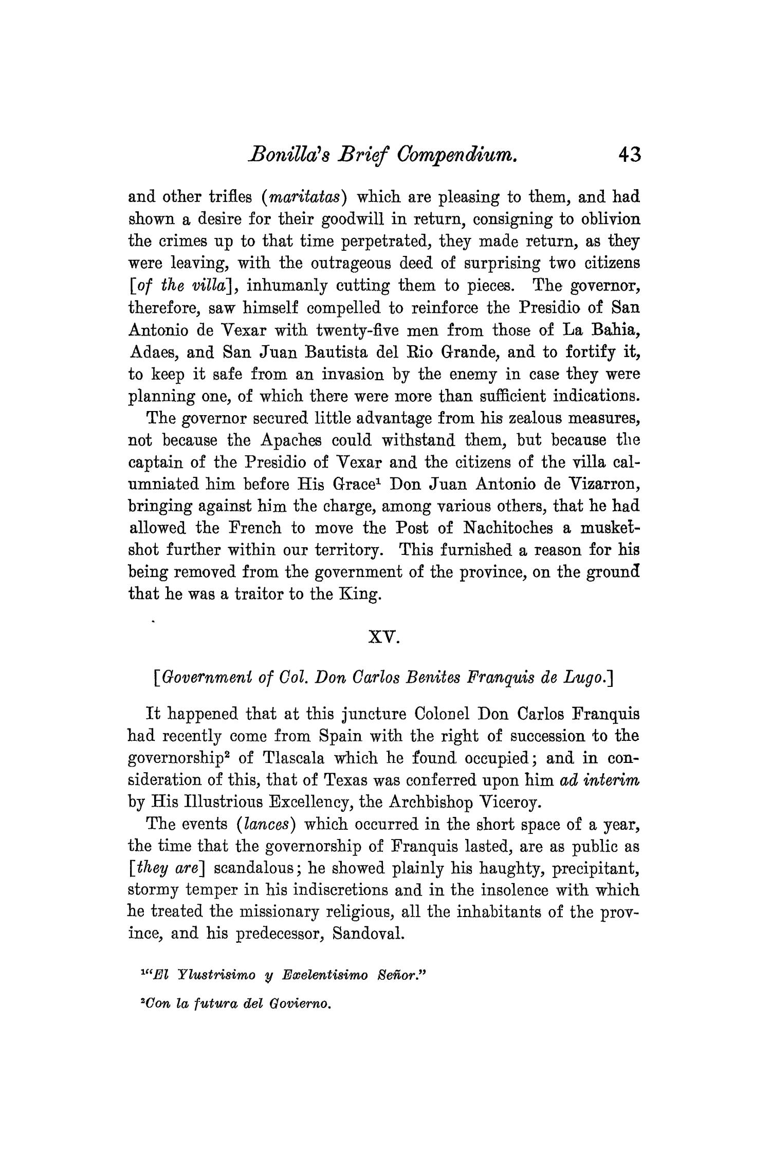 The Quarterly of the Texas State Historical Association, Volume 8, July 1904 - April, 1905                                                                                                      43