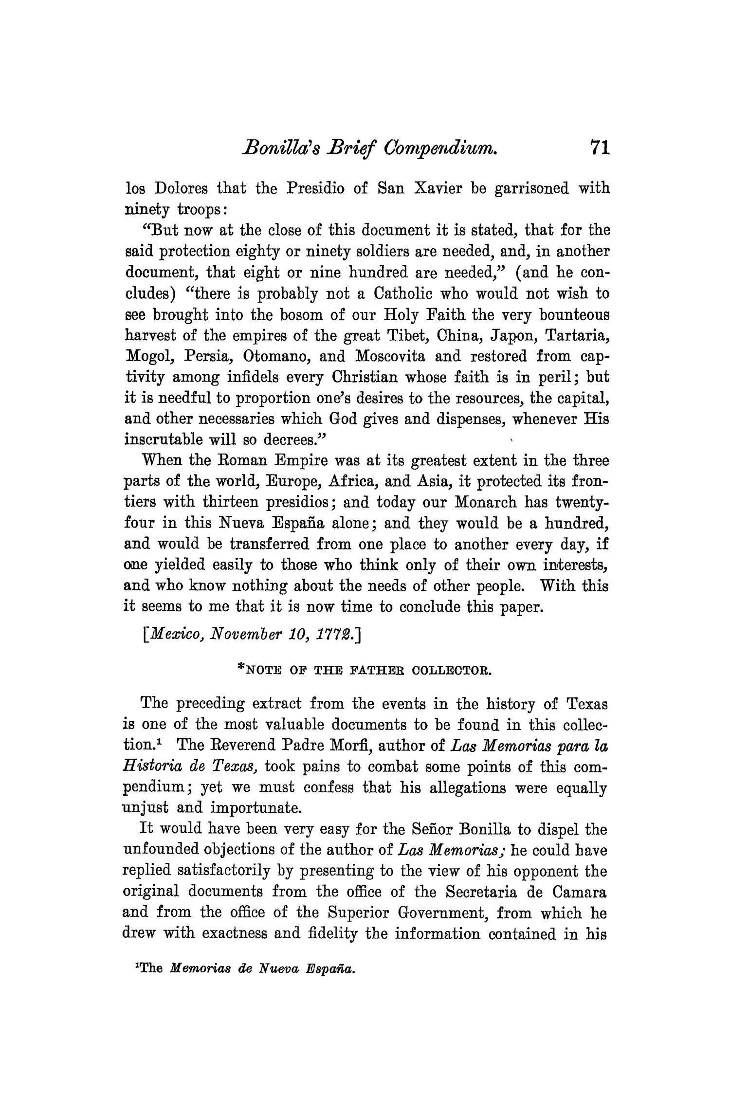 The Quarterly of the Texas State Historical Association, Volume 8, July 1904 - April, 1905                                                                                                      71