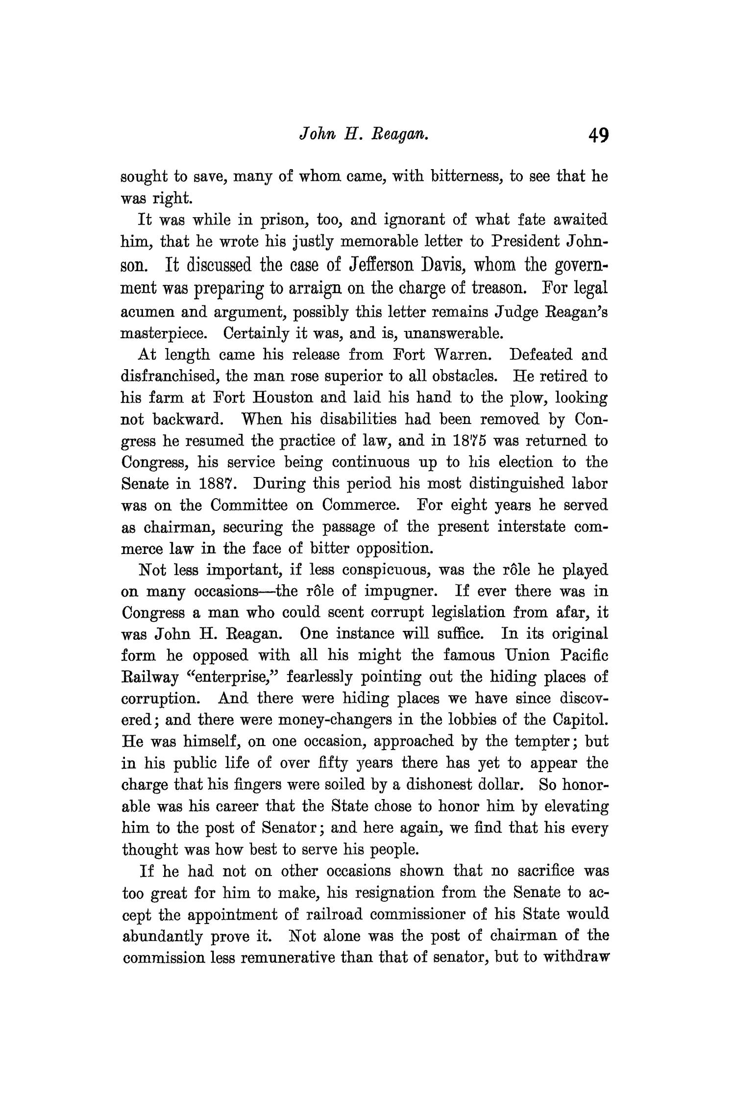 The Quarterly of the Texas State Historical Association, Volume 9, July 1905 - April, 1906                                                                                                      49