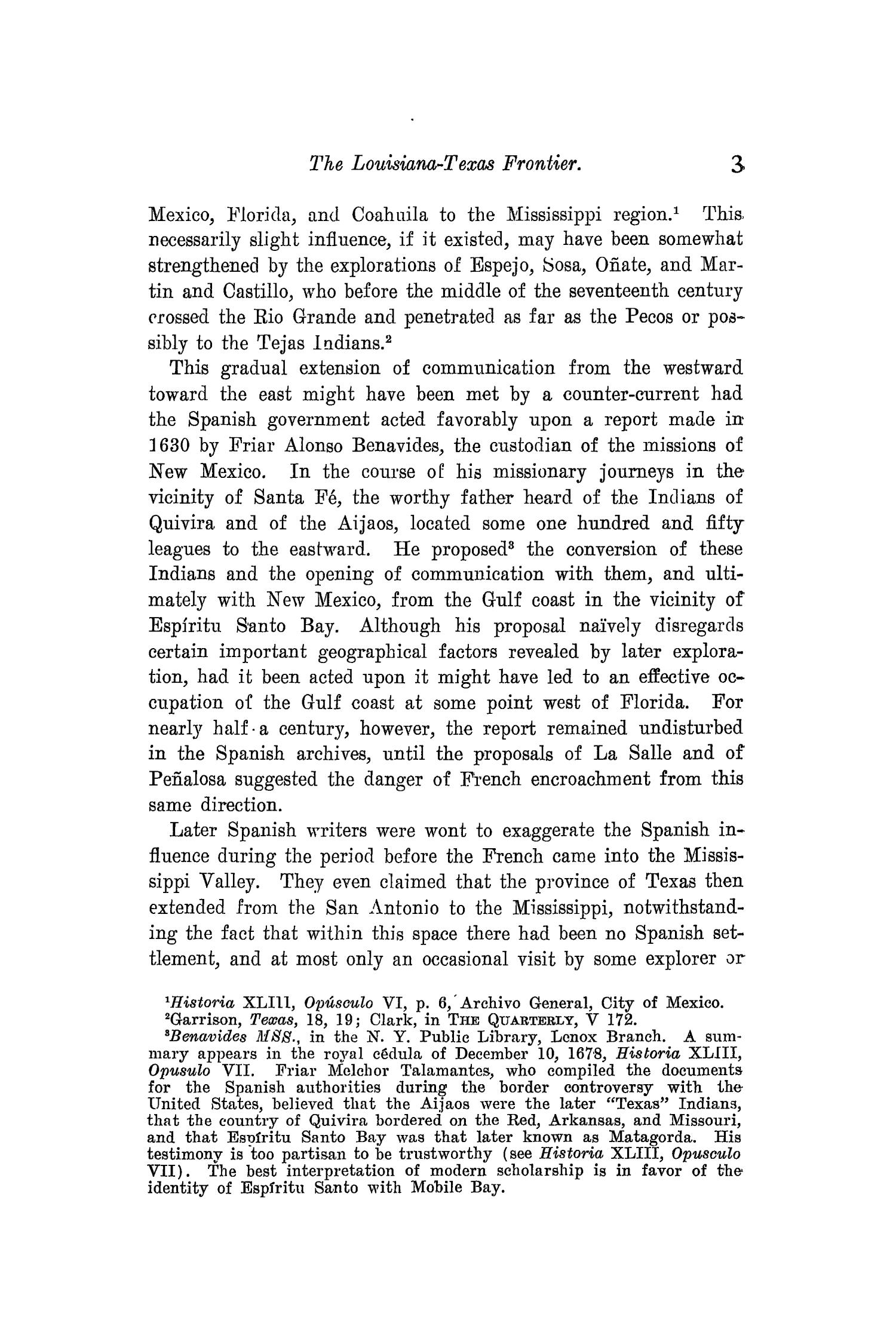 The Quarterly of the Texas State Historical Association, Volume 10, July 1906 - April, 1907                                                                                                      3