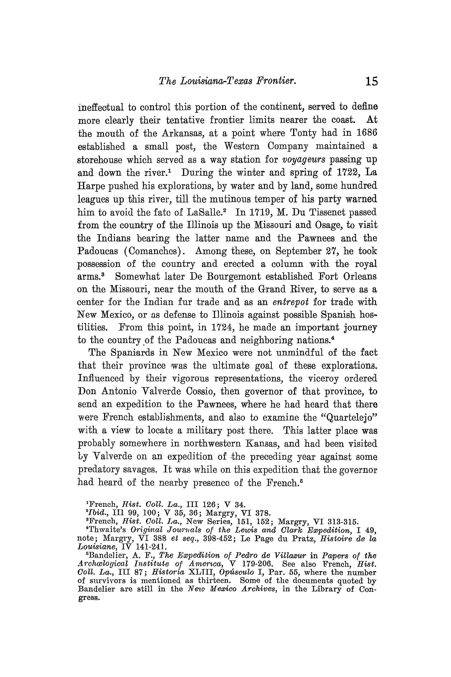 The Quarterly of the Texas State Historical Association, Volume 10, July 1906 - April, 1907                                                                                                      15