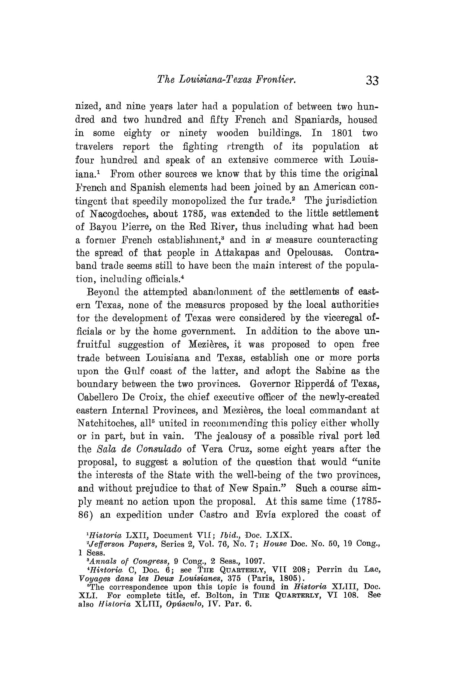 The Quarterly of the Texas State Historical Association, Volume 10, July 1906 - April, 1907                                                                                                      33