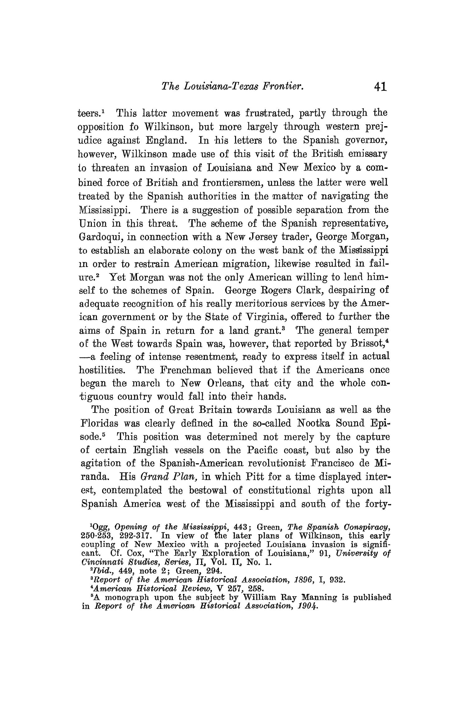 The Quarterly of the Texas State Historical Association, Volume 10, July 1906 - April, 1907                                                                                                      41