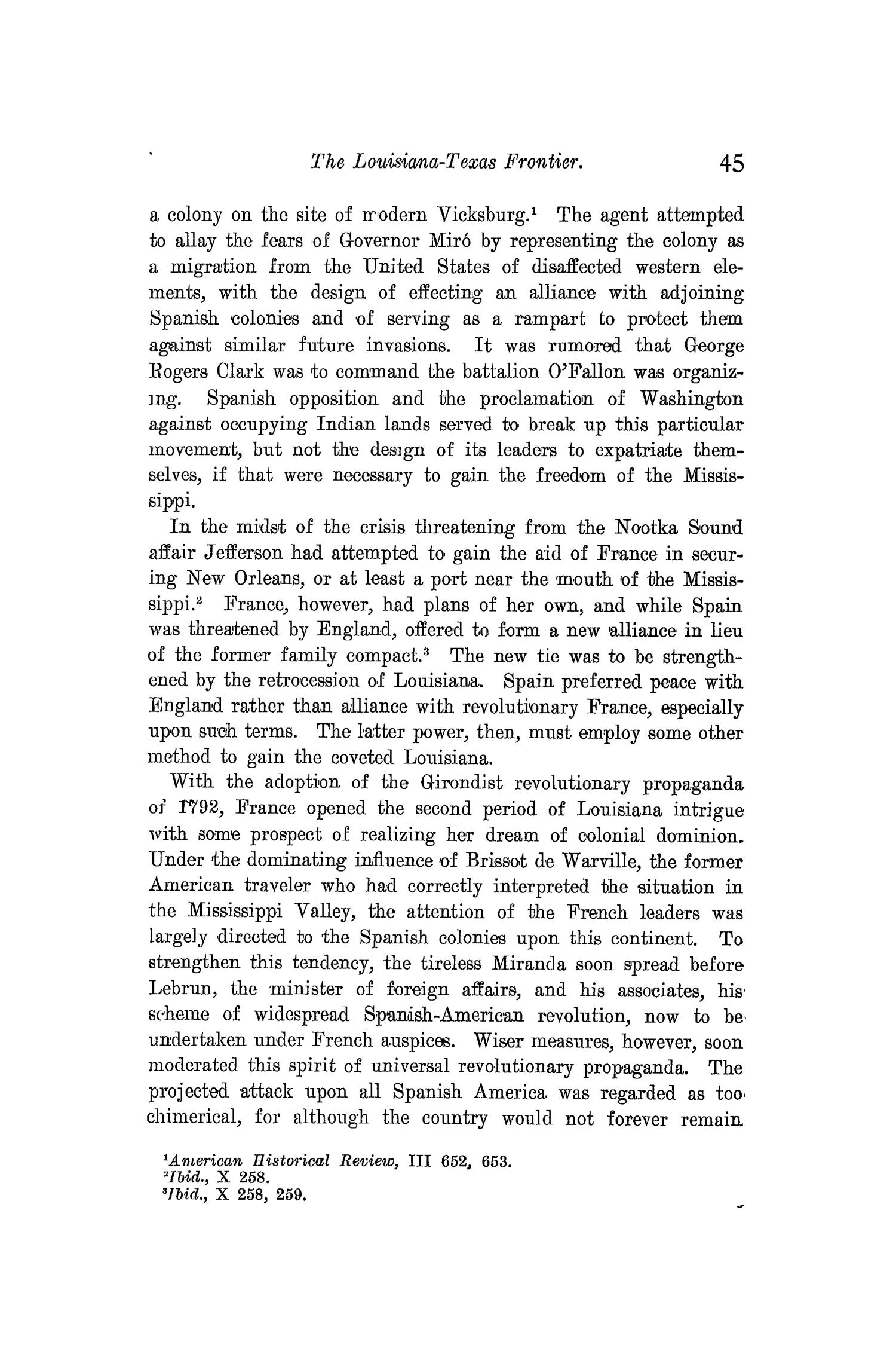 The Quarterly of the Texas State Historical Association, Volume 10, July 1906 - April, 1907                                                                                                      45