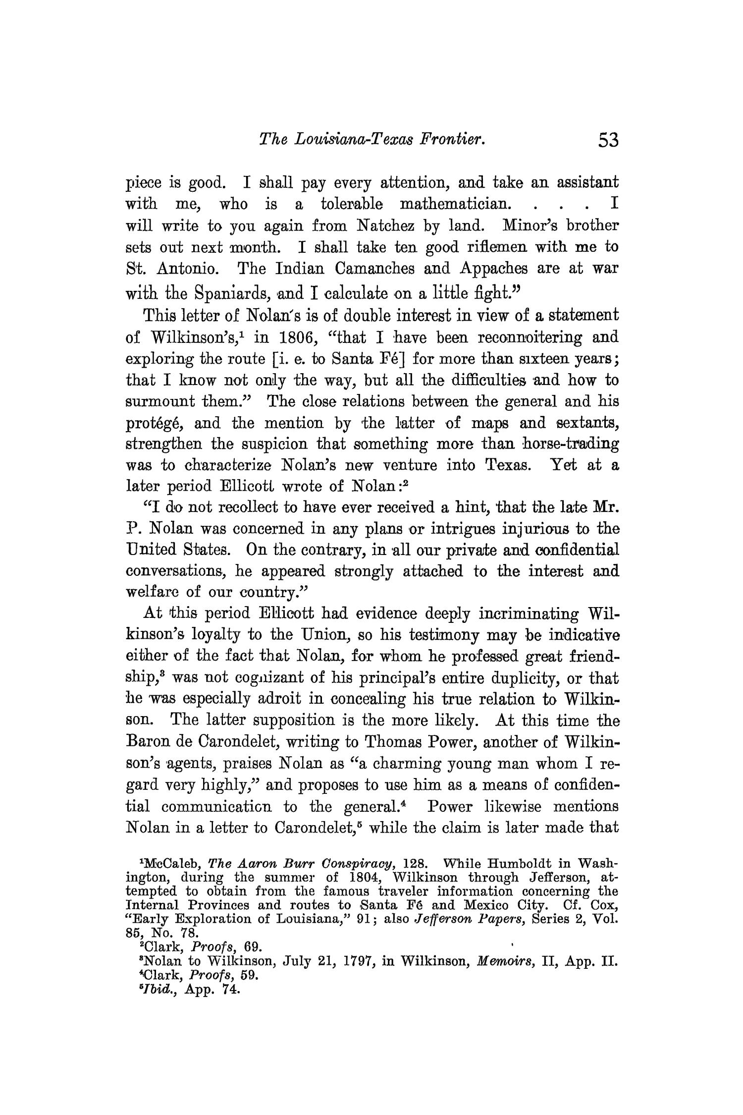The Quarterly of the Texas State Historical Association, Volume 10, July 1906 - April, 1907                                                                                                      53