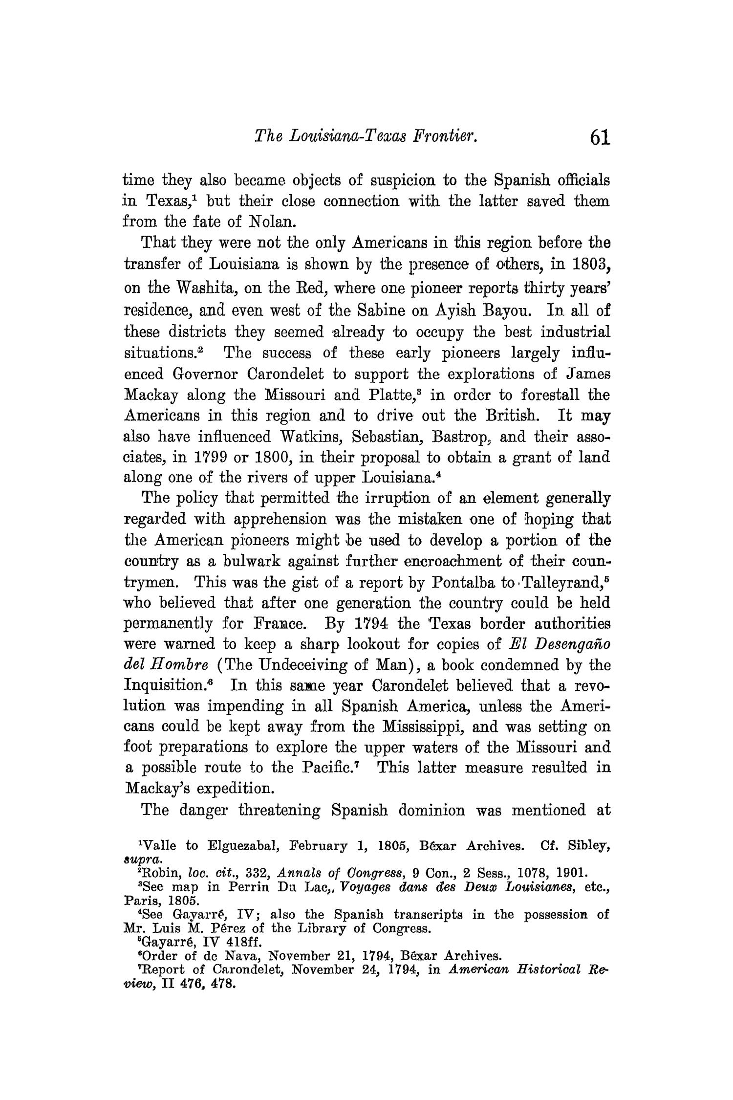 The Quarterly of the Texas State Historical Association, Volume 10, July 1906 - April, 1907                                                                                                      61