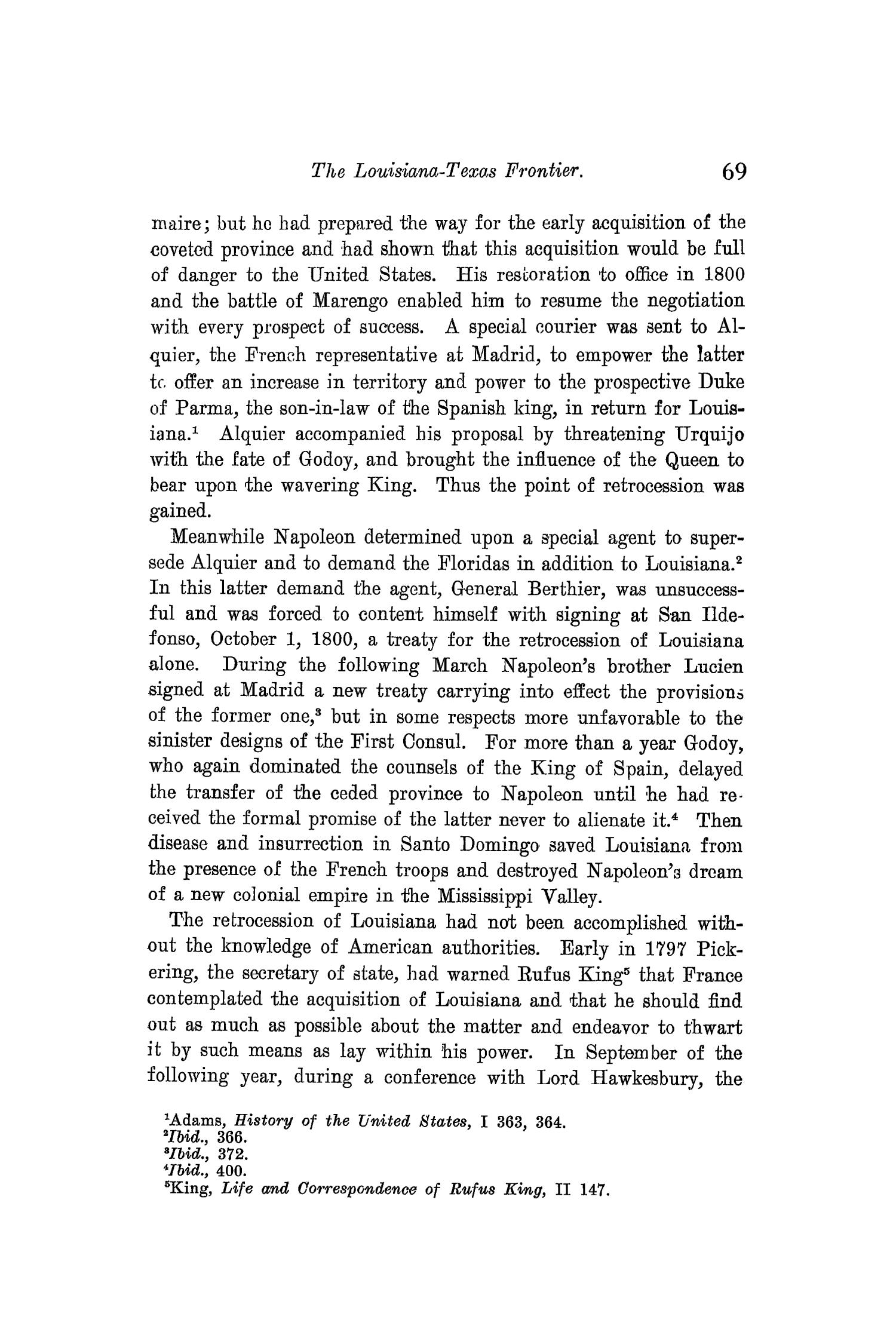The Quarterly of the Texas State Historical Association, Volume 10, July 1906 - April, 1907                                                                                                      69