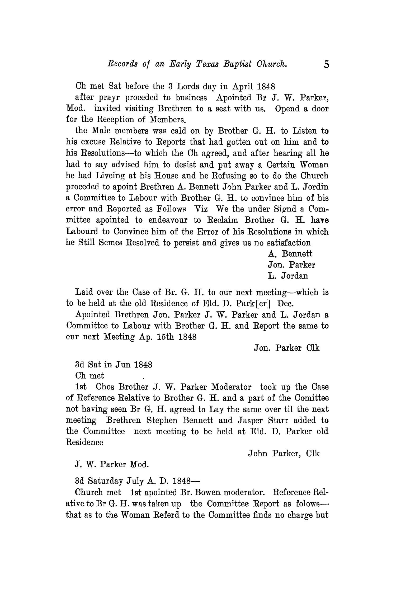 The Quarterly of the Texas State Historical Association, Volume 12, July 1908 - April, 1909                                                                                                      5