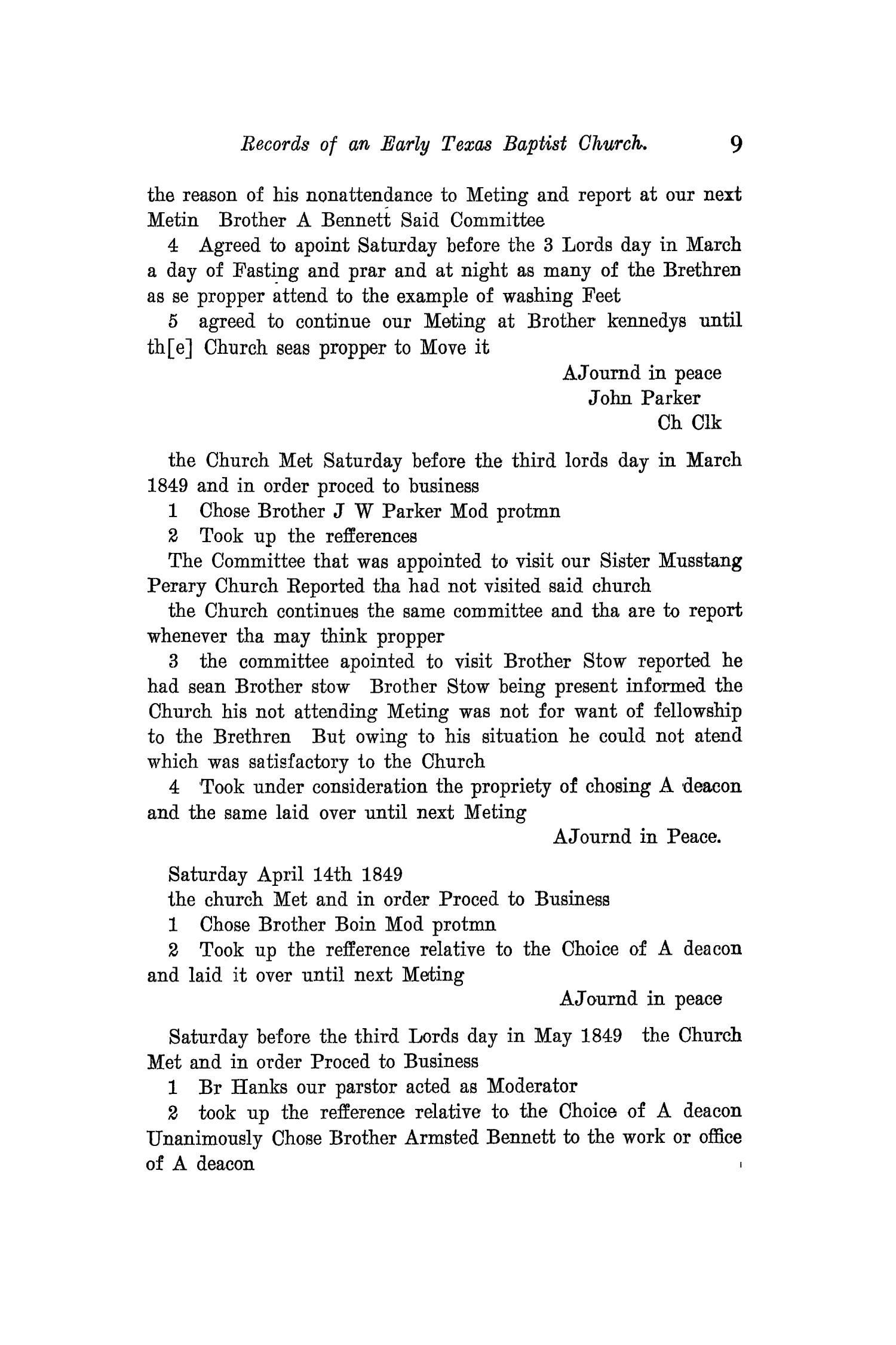The Quarterly of the Texas State Historical Association, Volume 12, July 1908 - April, 1909                                                                                                      9