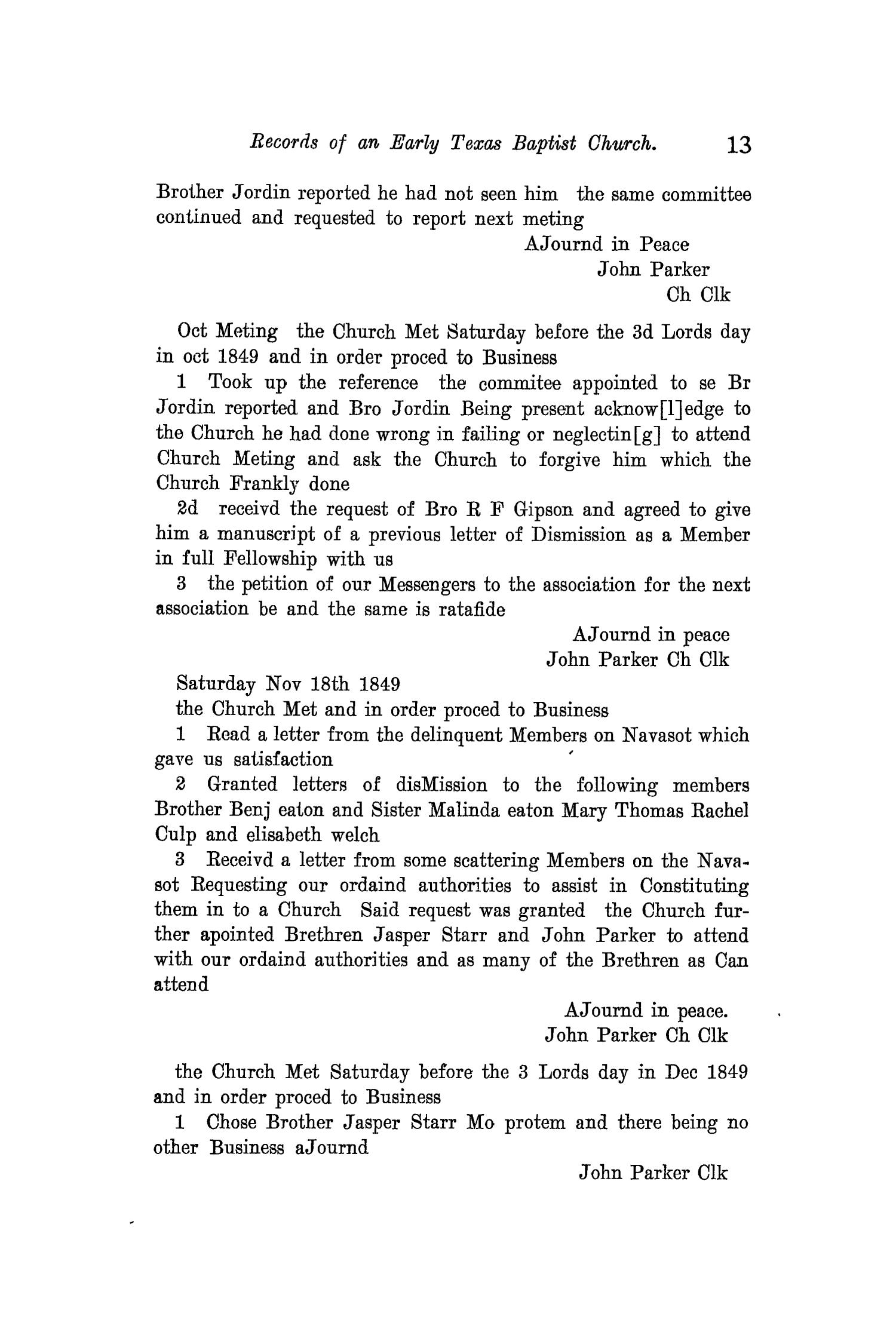 The Quarterly of the Texas State Historical Association, Volume 12, July 1908 - April, 1909                                                                                                      13