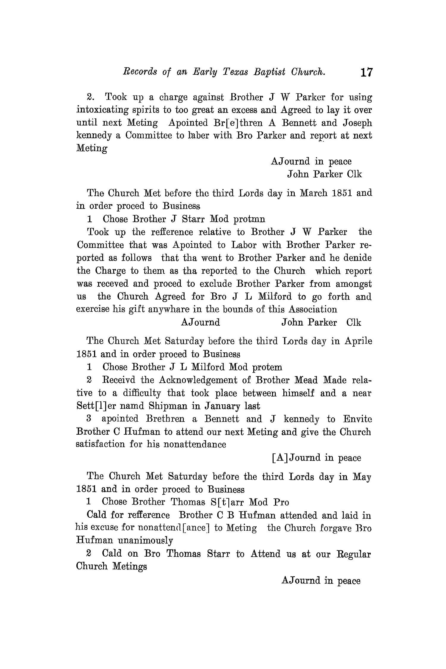 The Quarterly of the Texas State Historical Association, Volume 12, July 1908 - April, 1909                                                                                                      17