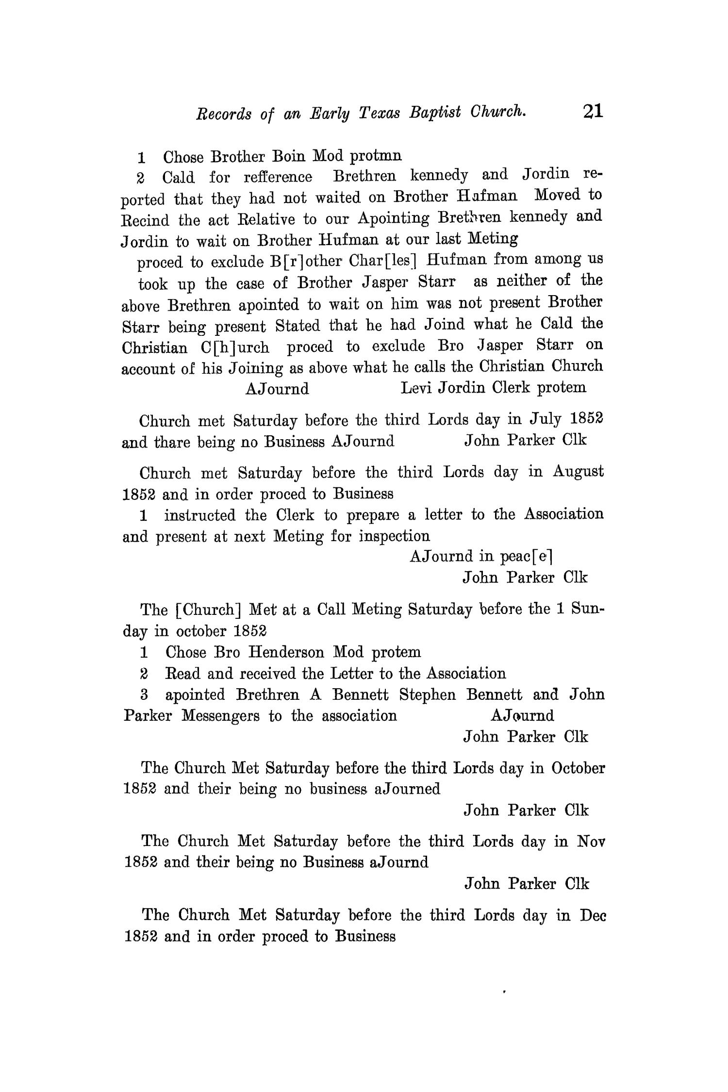 The Quarterly of the Texas State Historical Association, Volume 12, July 1908 - April, 1909                                                                                                      21