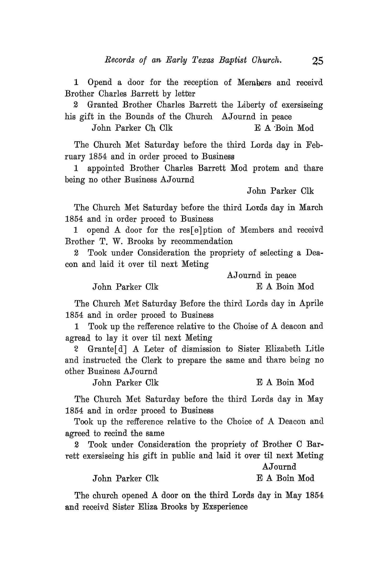 The Quarterly of the Texas State Historical Association, Volume 12, July 1908 - April, 1909                                                                                                      25