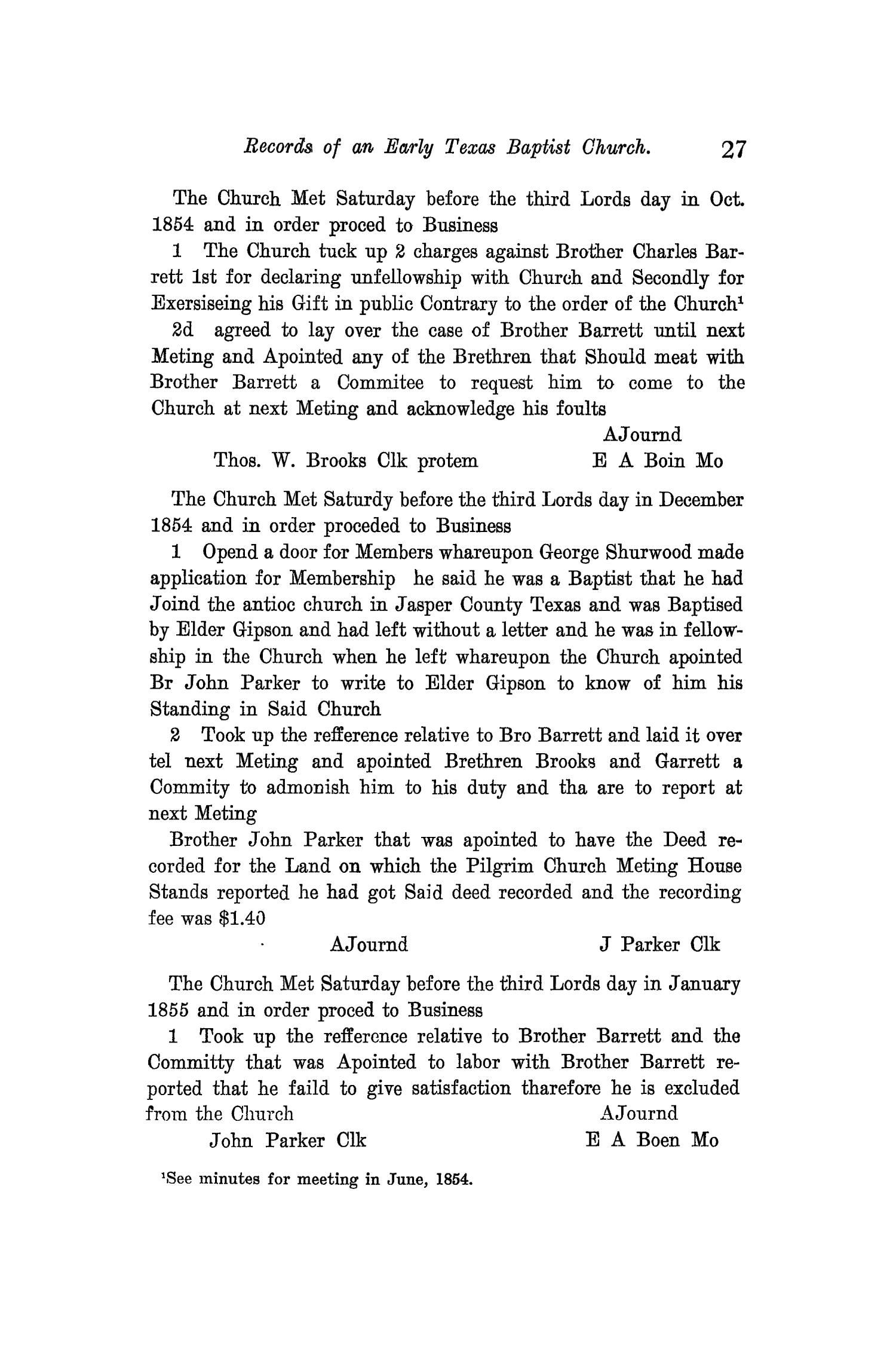 The Quarterly of the Texas State Historical Association, Volume 12, July 1908 - April, 1909                                                                                                      27