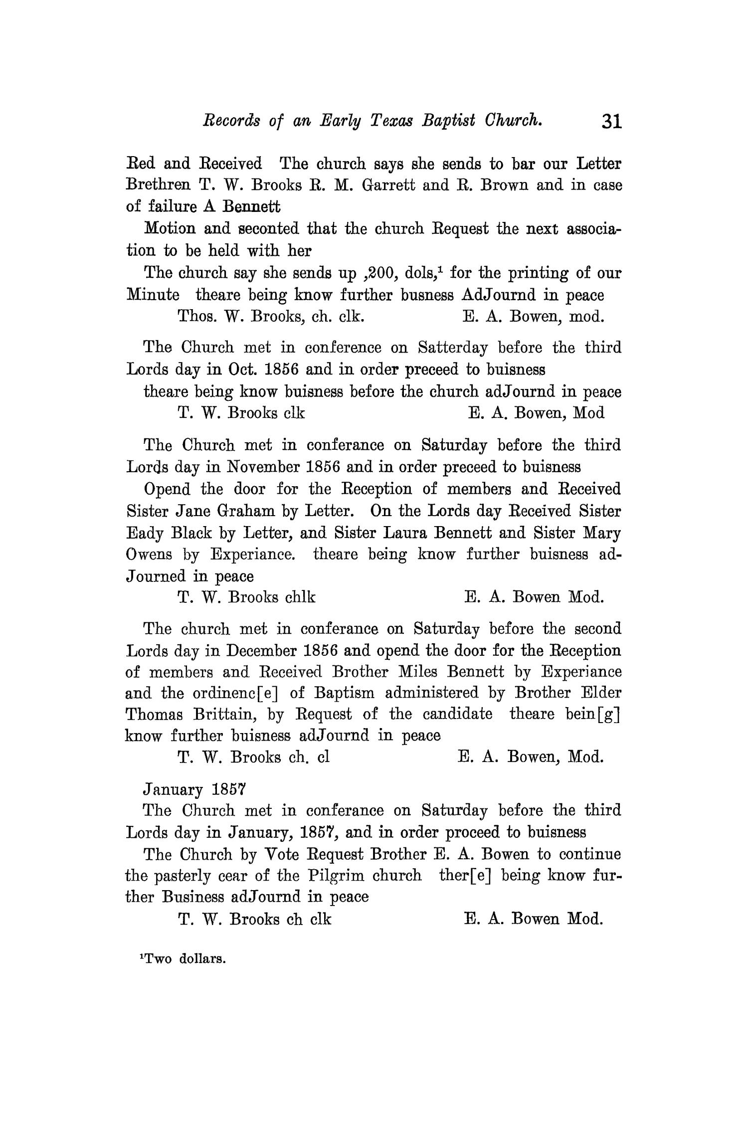 The Quarterly of the Texas State Historical Association, Volume 12, July 1908 - April, 1909                                                                                                      31