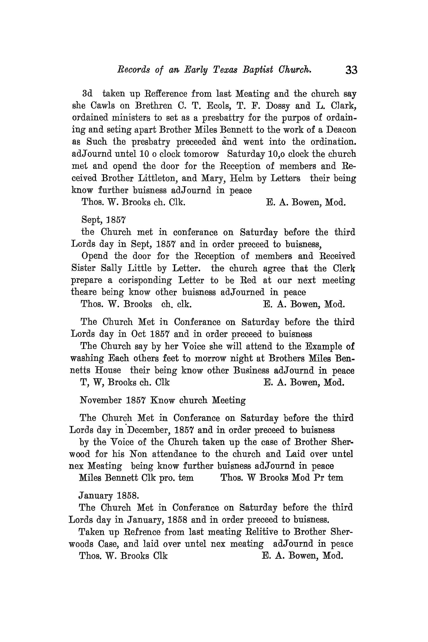 The Quarterly of the Texas State Historical Association, Volume 12, July 1908 - April, 1909                                                                                                      33