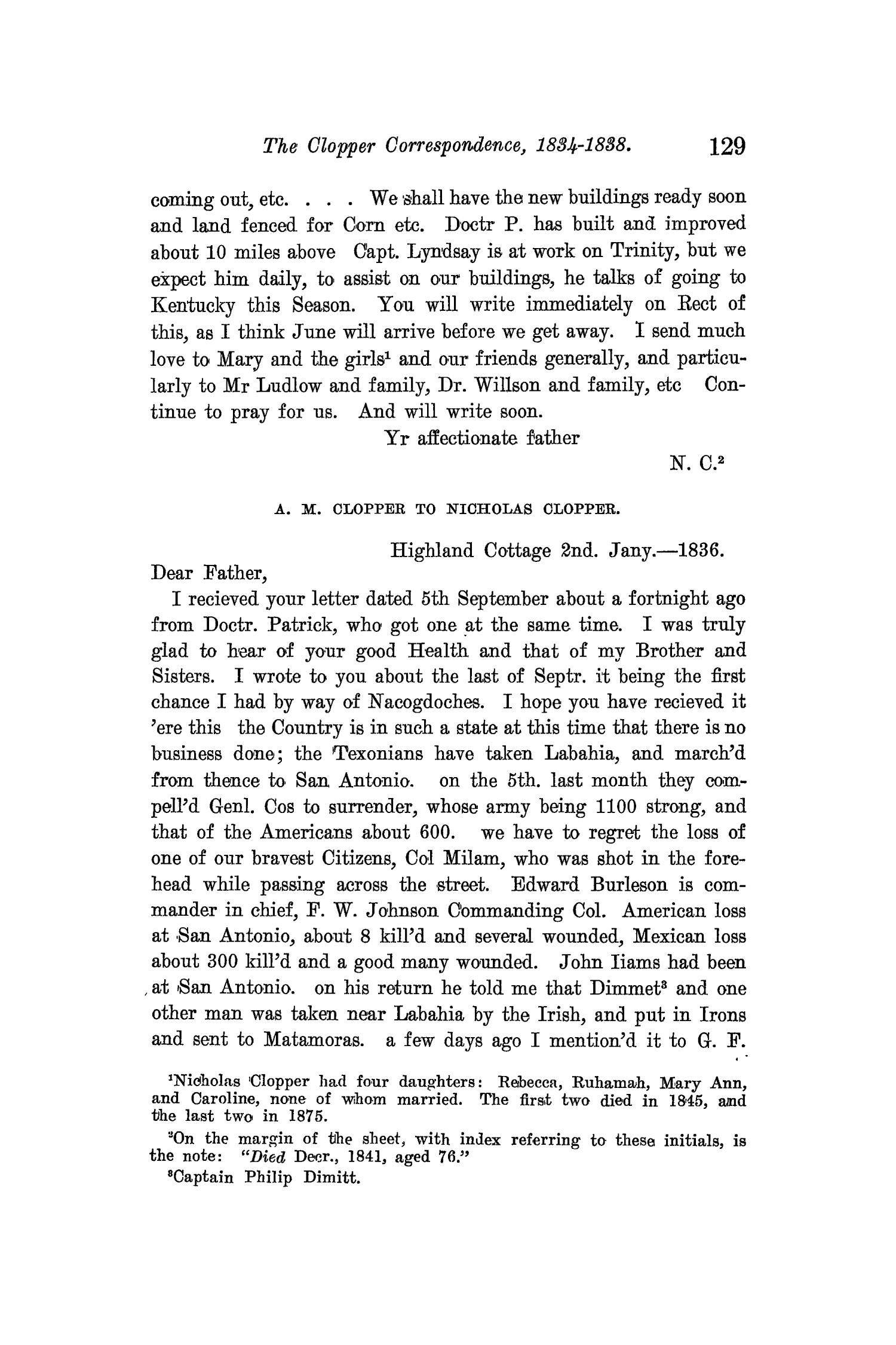 The Quarterly of the Texas State Historical Association, Volume 13, July 1909 - April, 1910                                                                                                      129