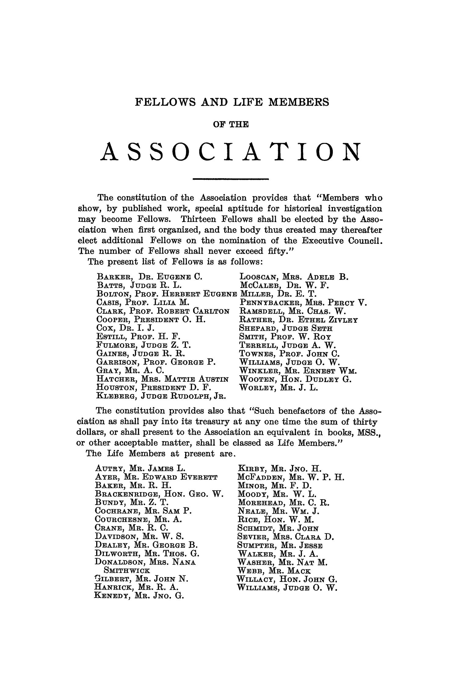 The Quarterly of the Texas State Historical Association, Volume 13, July 1909 - April, 1910                                                                                                      None