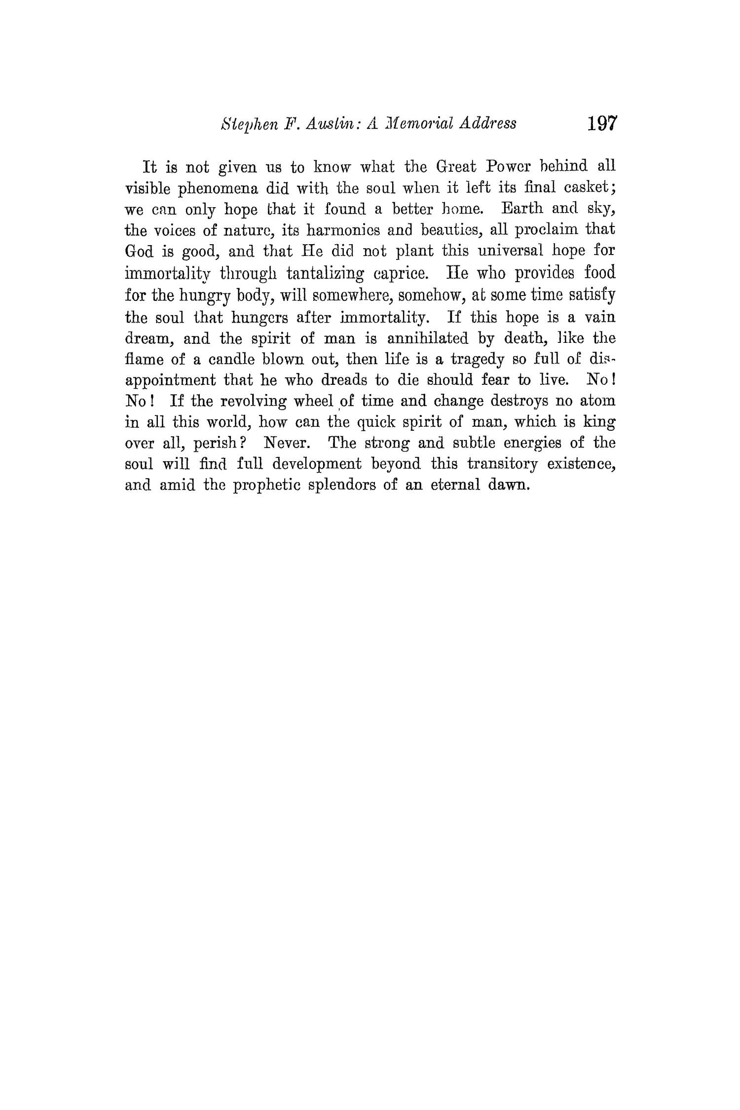 The Quarterly of the Texas State Historical Association, Volume 14, July 1910 - April, 1911                                                                                                      197