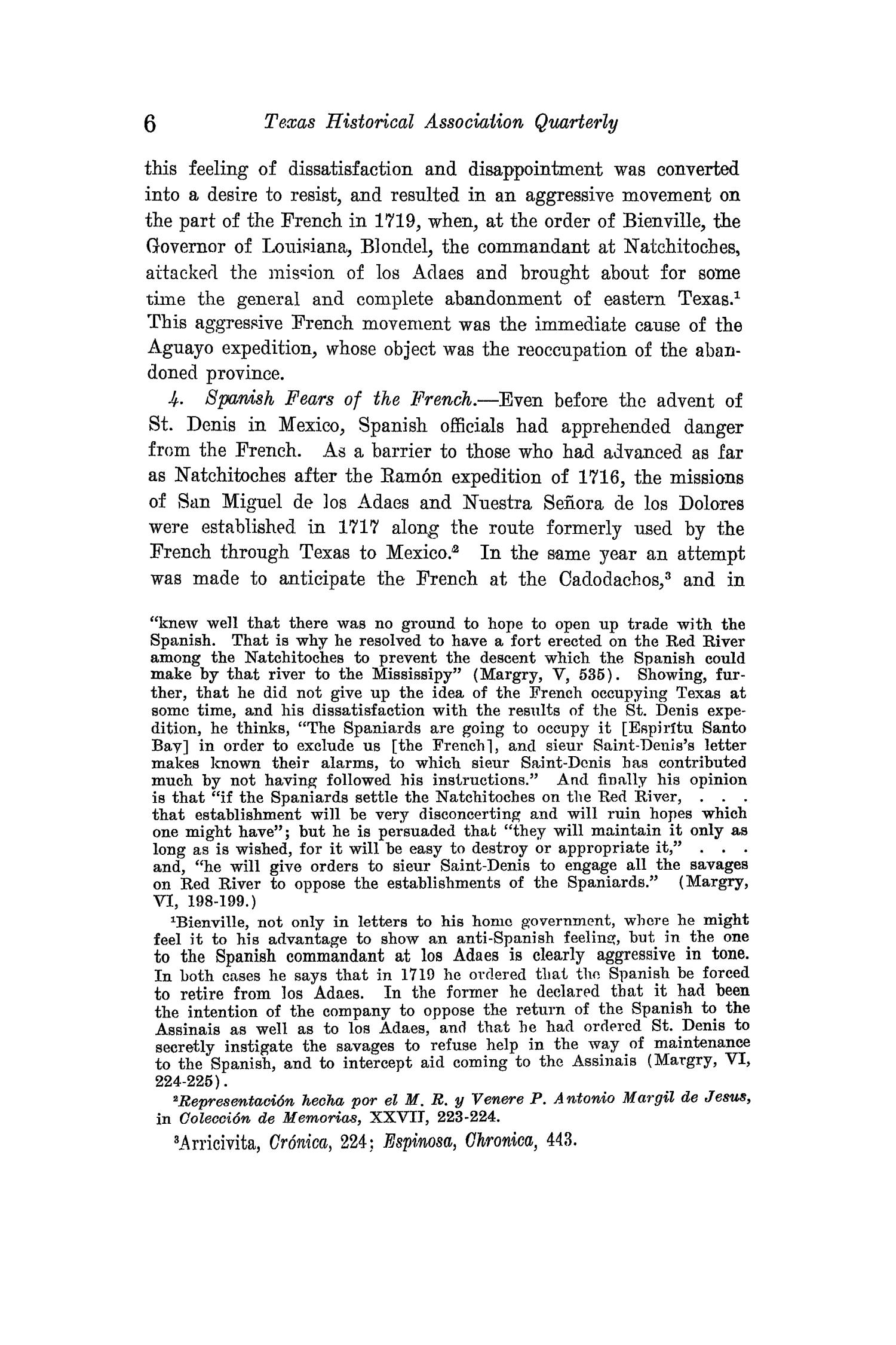 The Quarterly of the Texas State Historical Association, Volume 15, July 1911 - April, 1912                                                                                                      6