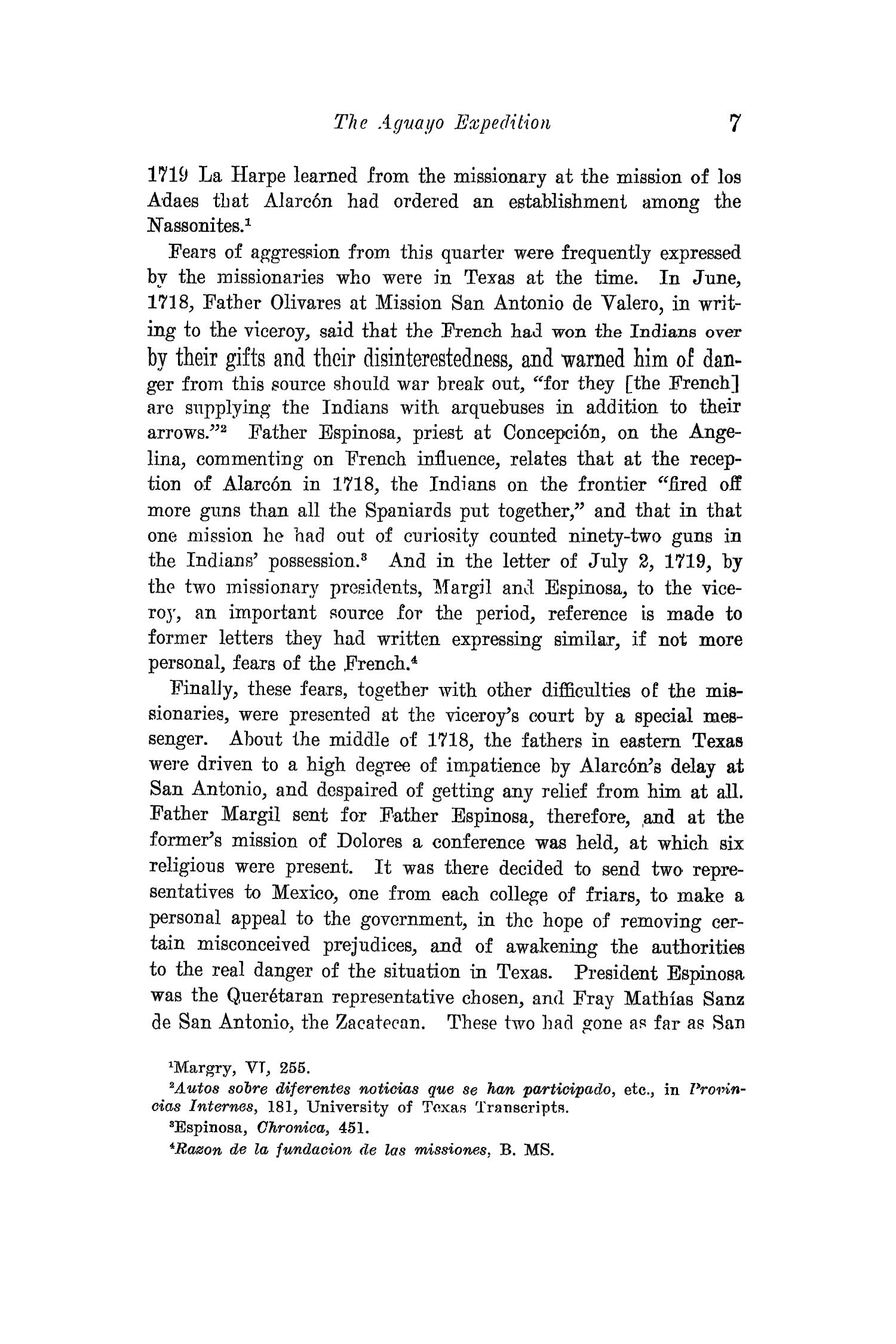 The Quarterly of the Texas State Historical Association, Volume 15, July 1911 - April, 1912                                                                                                      7