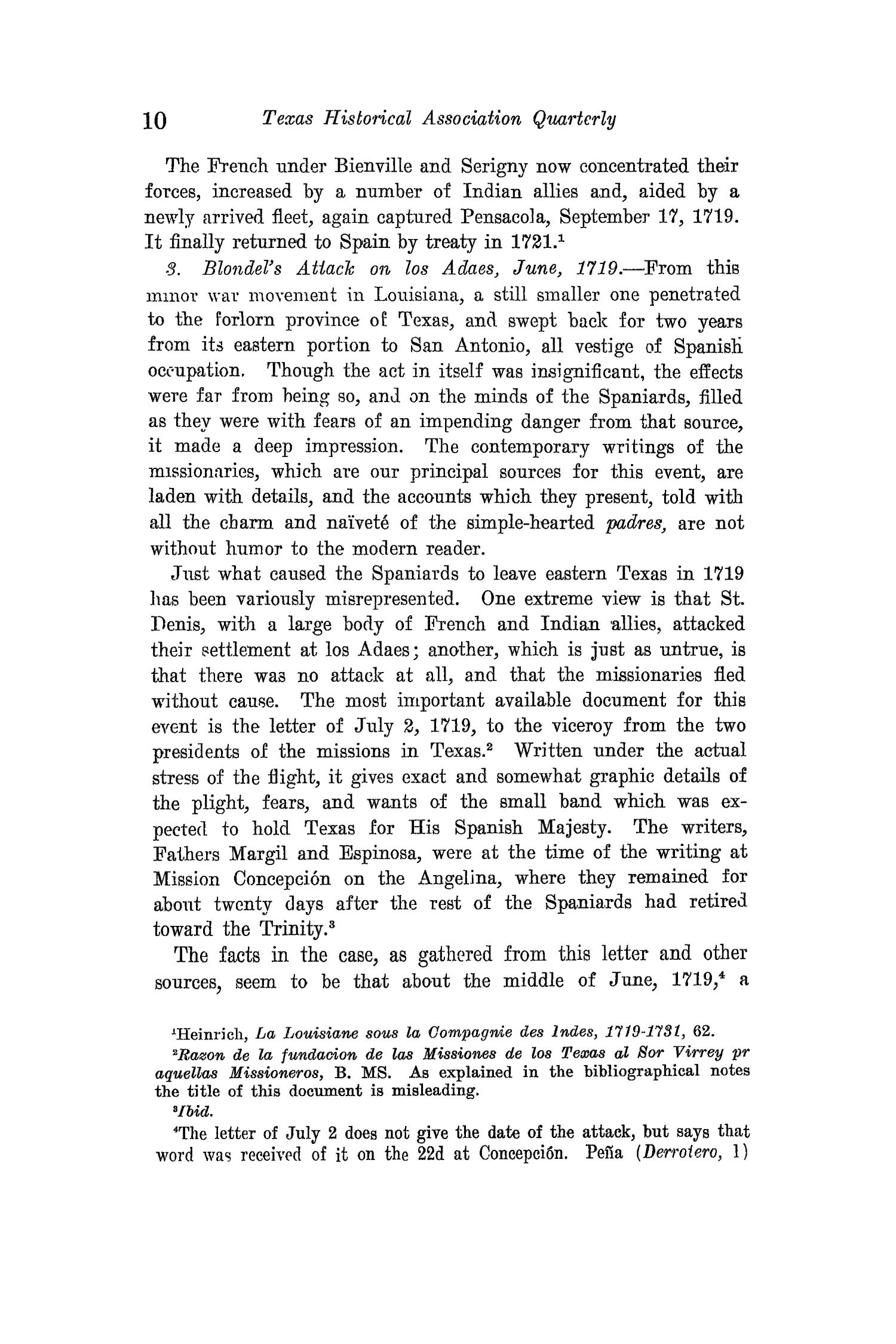 The Quarterly of the Texas State Historical Association, Volume 15, July 1911 - April, 1912                                                                                                      10