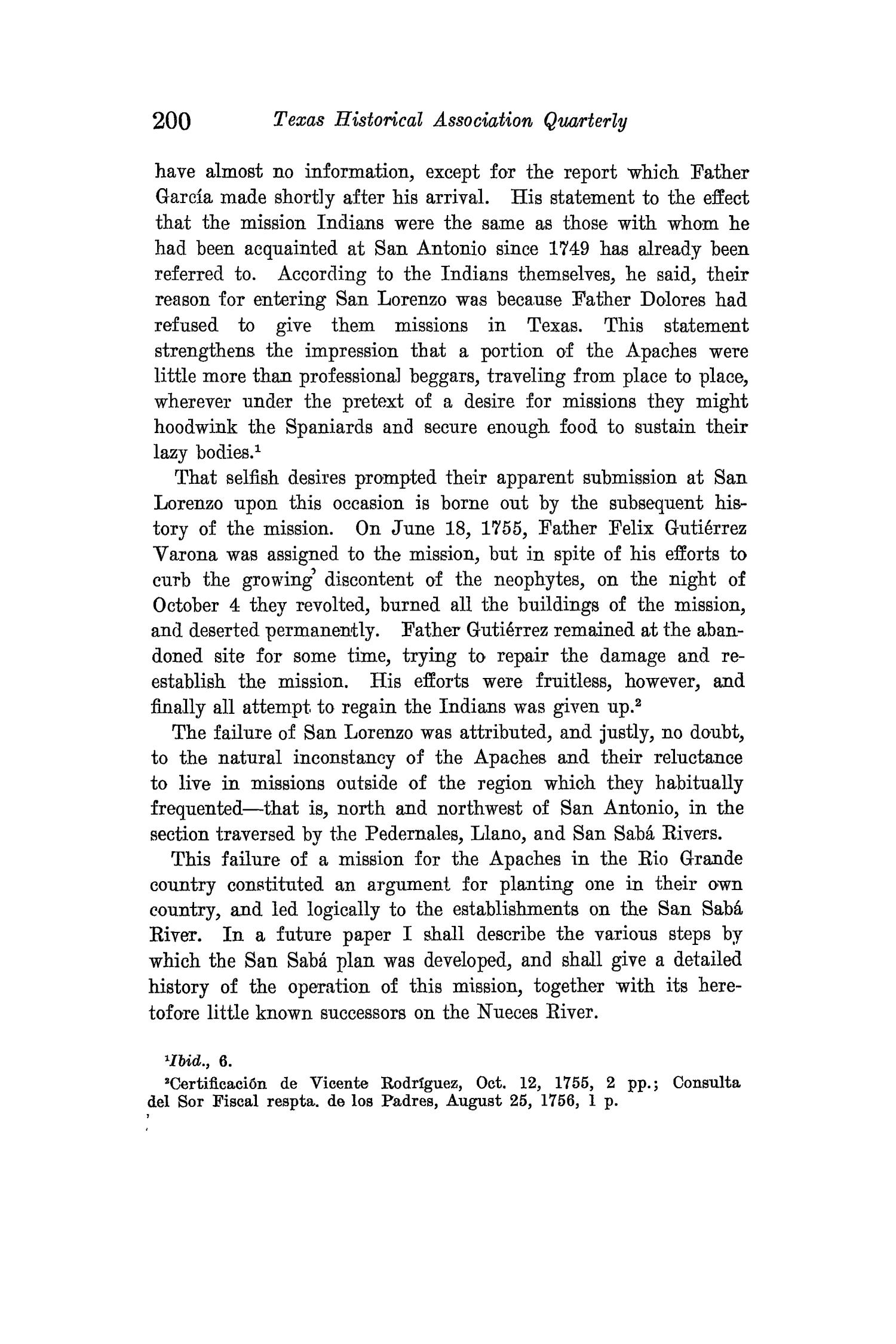 The Quarterly of the Texas State Historical Association, Volume 15, July 1911 - April, 1912                                                                                                      200