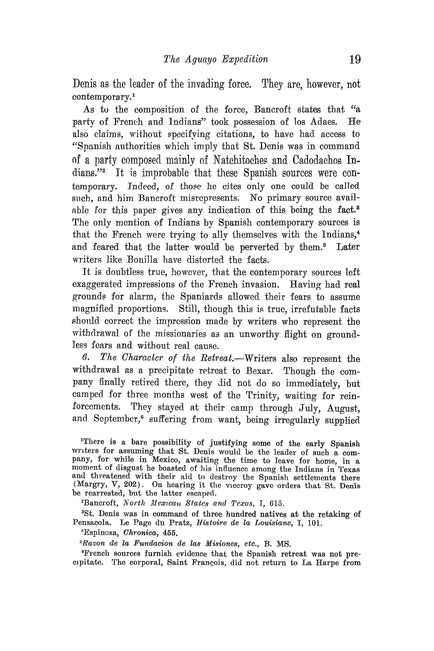 The Quarterly of the Texas State Historical Association, Volume 15, July 1911 - April, 1912                                                                                                      19