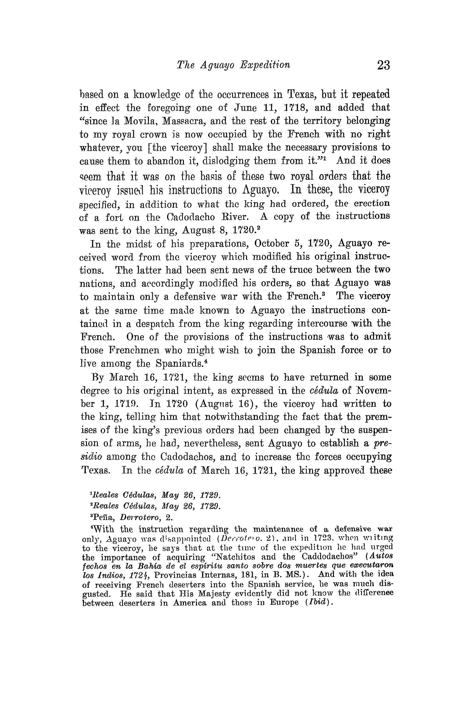 The Quarterly of the Texas State Historical Association, Volume 15, July 1911 - April, 1912                                                                                                      23