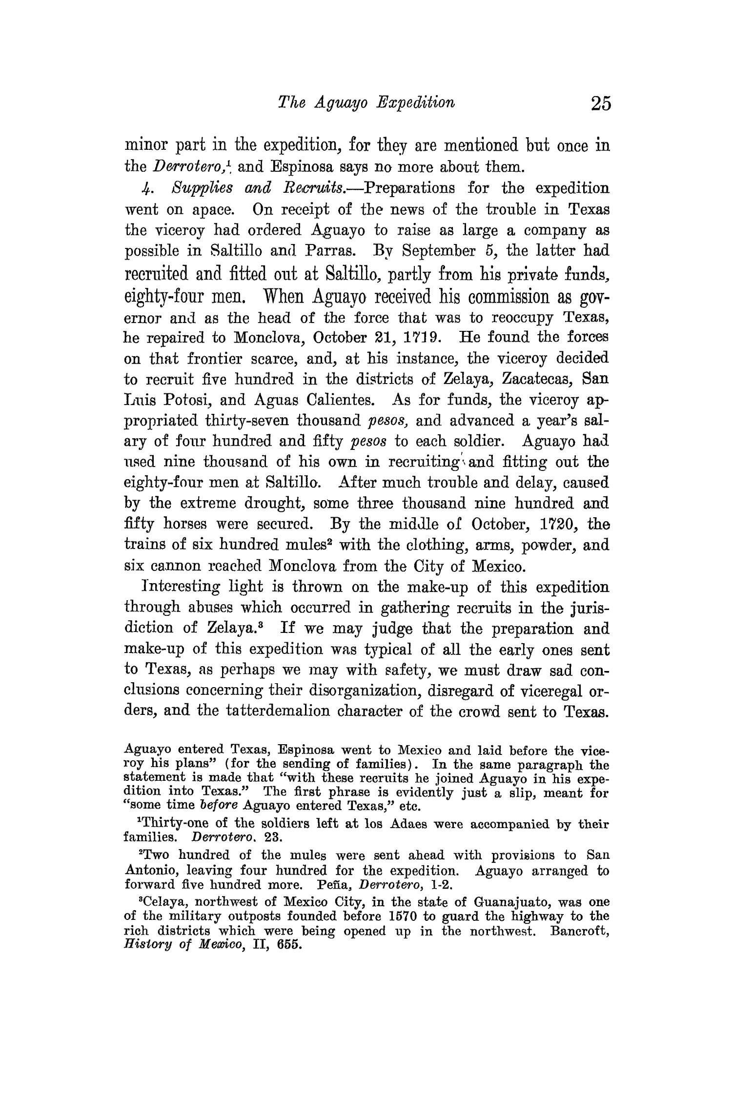 The Quarterly of the Texas State Historical Association, Volume 15, July 1911 - April, 1912                                                                                                      25